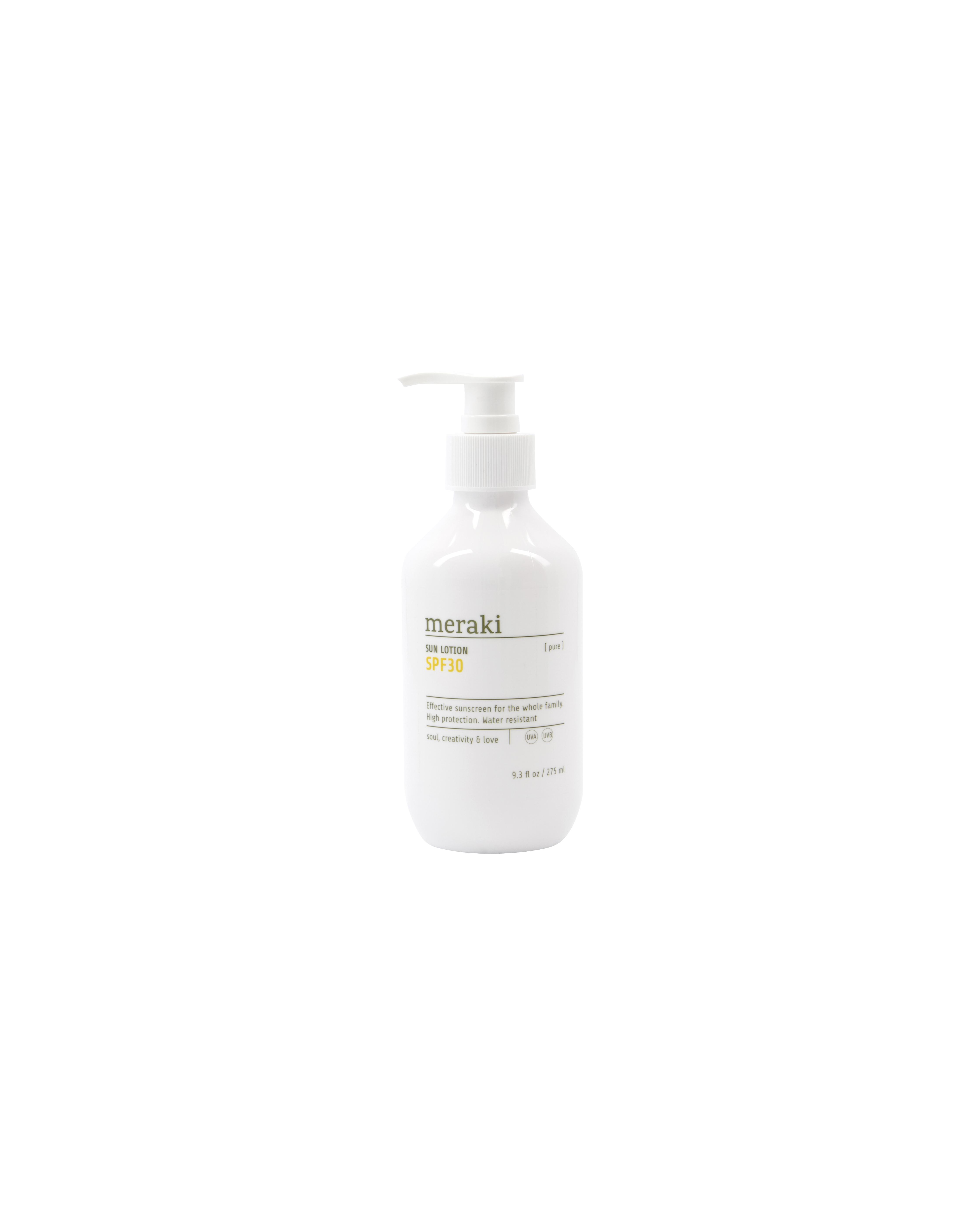 Meraki Sun Lotion Pure SPF30, 275 ml
