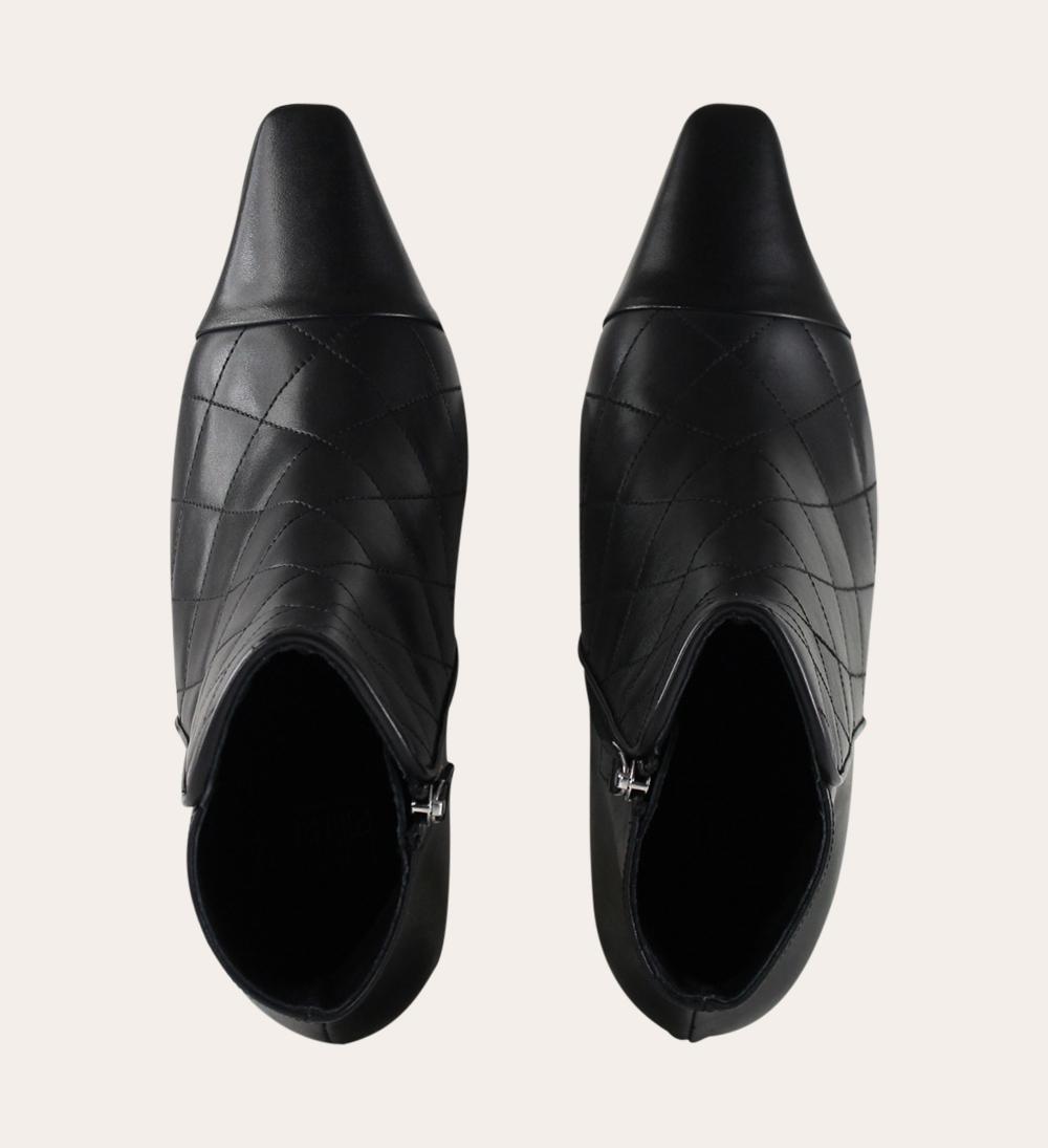 Billi Bi 5214 støvlette, black, 39