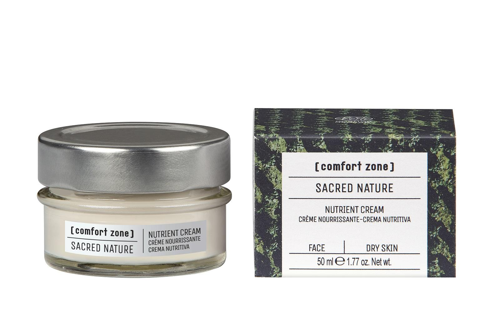 Comfort Zone Sacred Nature Nutrient Cream, 50 ml