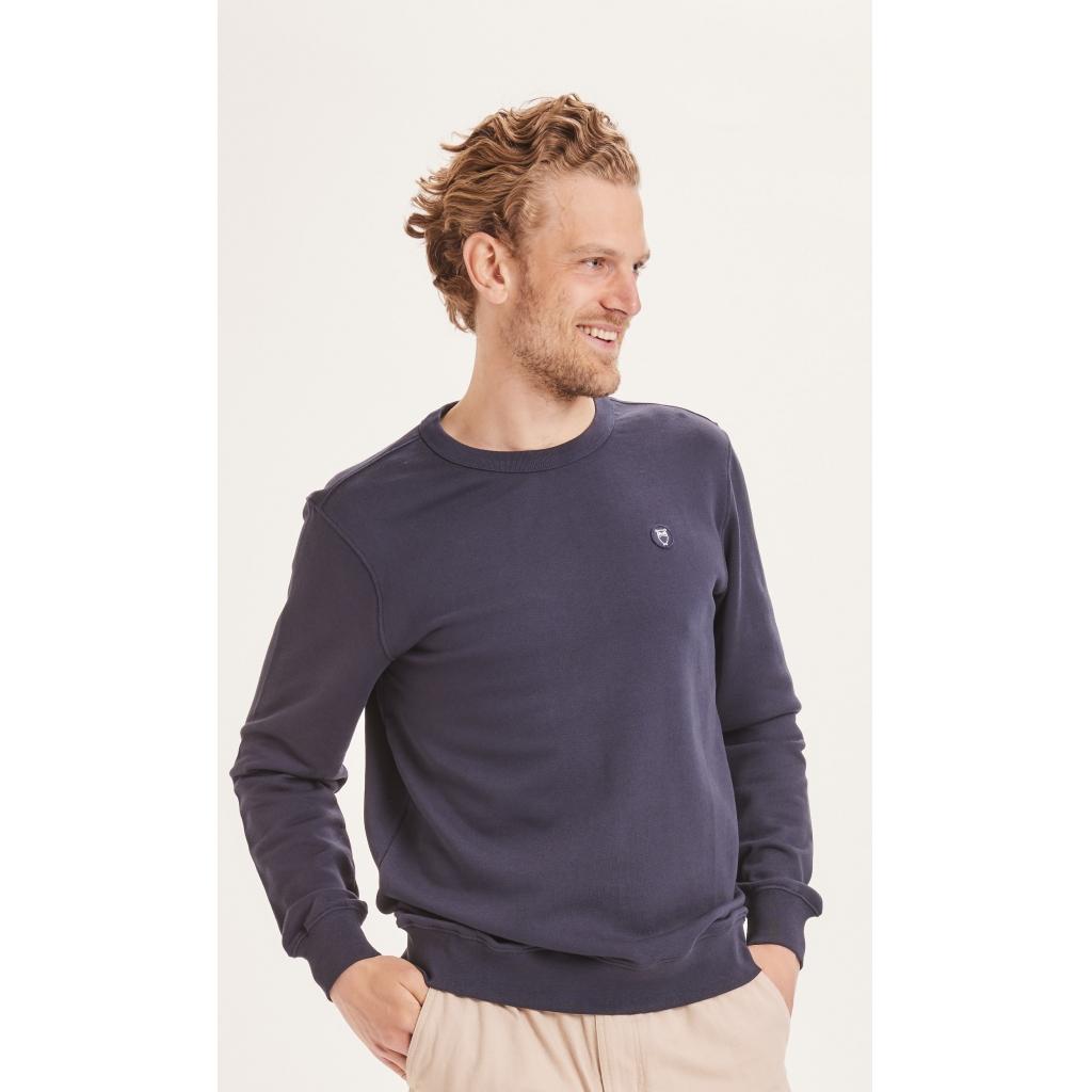 Knowledge Cotton Apparel ELM sweatshirt