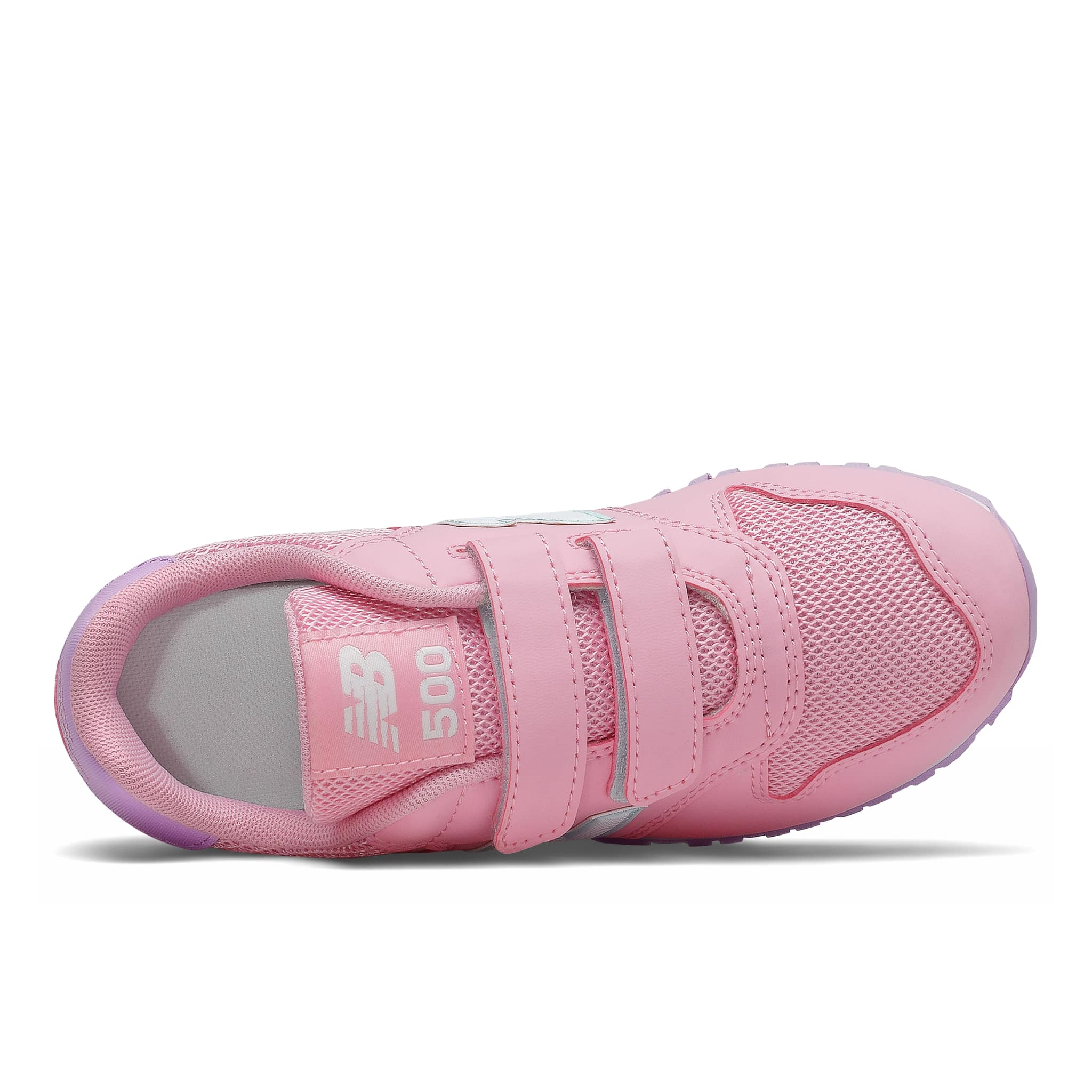 New Balance 500 sneakers, pink, 45