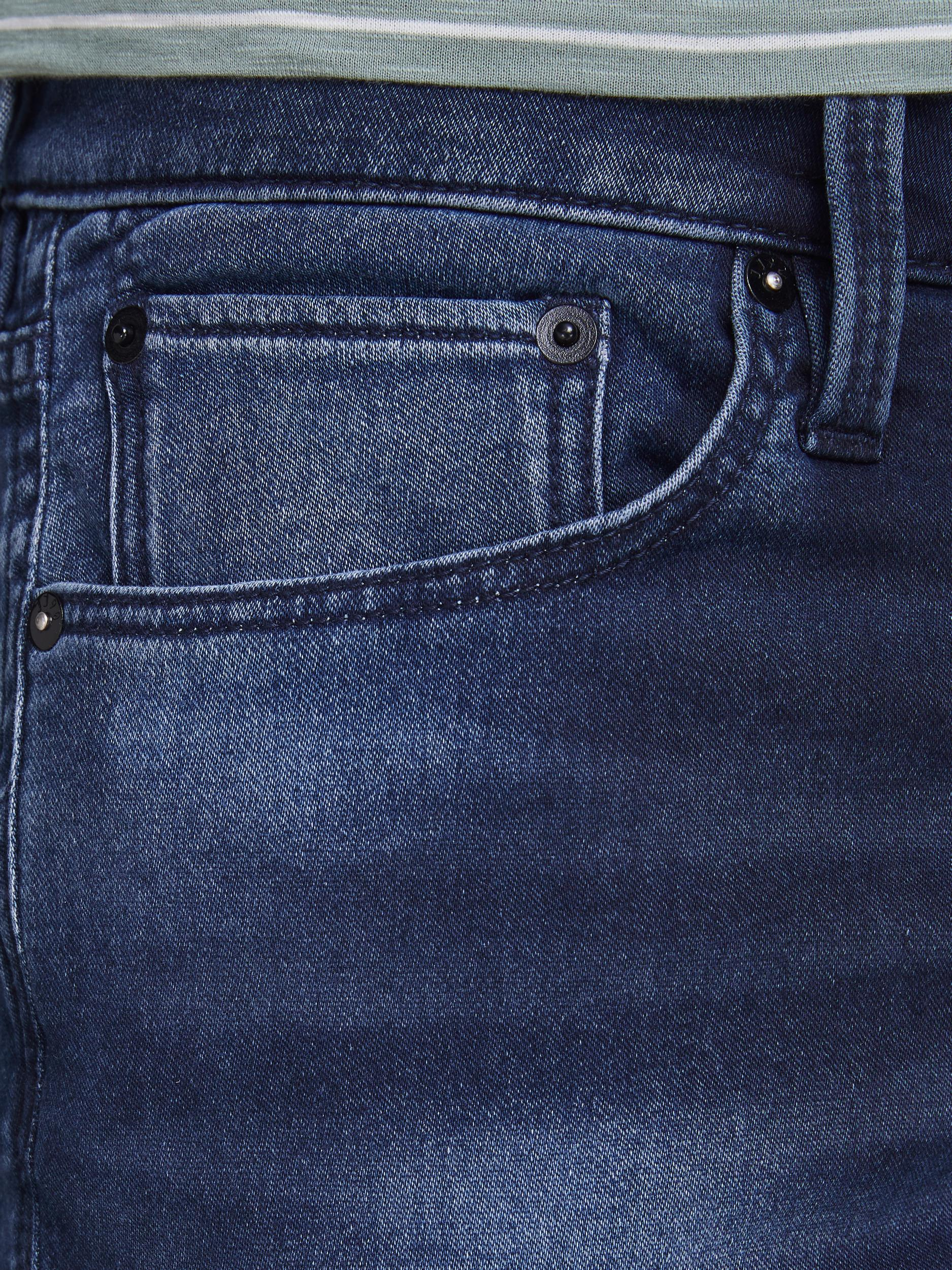 Jack & Jones Rick Icon shorts, blue denim, xx-large