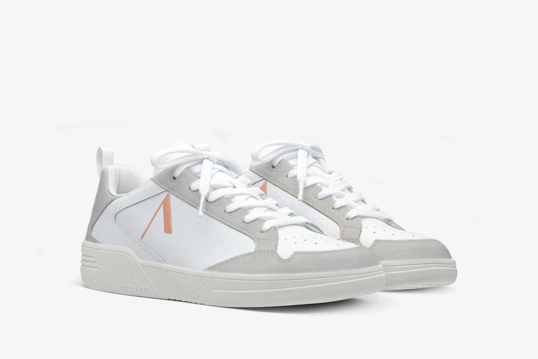 ARKK Copenhagen Visuklass sneakers, white/peach, 41