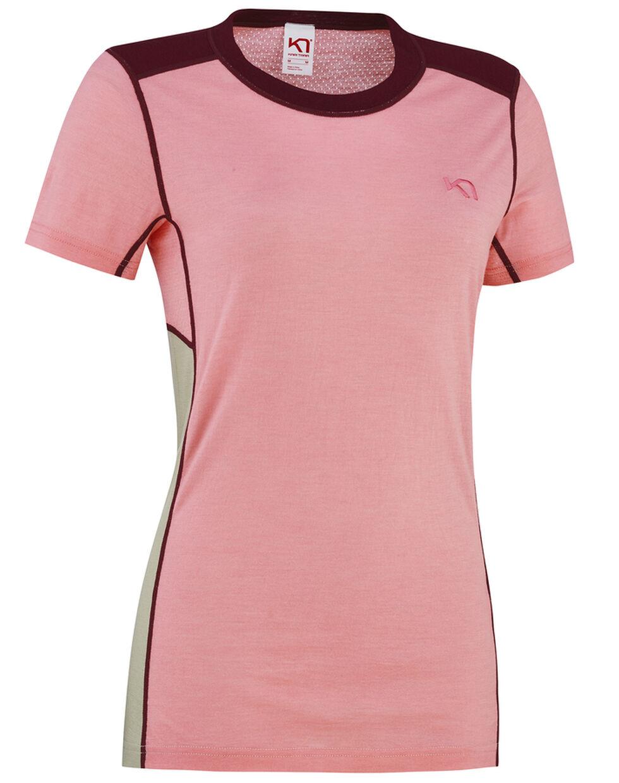 Kari Traa Lam merino-uld t-shirt
