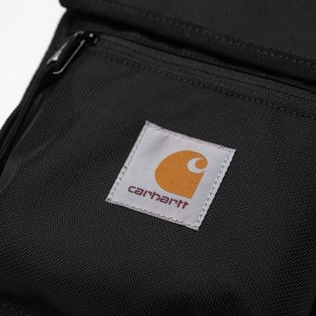 Carhartt Delta neck pouch, Black, OS