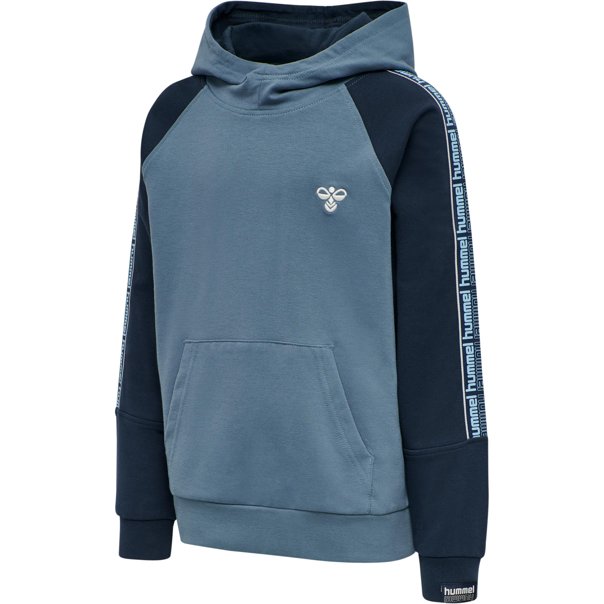 Hummel Coolio træningssæt, china blue, 110