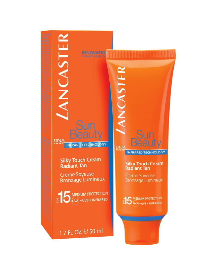Lancaster Sun Care Face Velvet Touch Cream SPF30, 50 ml