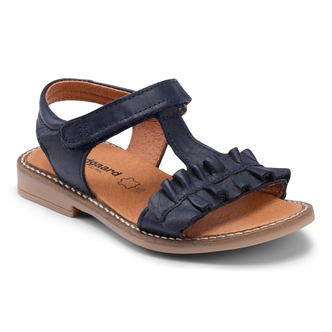 Bundgaard Ana sandal, navy, 36