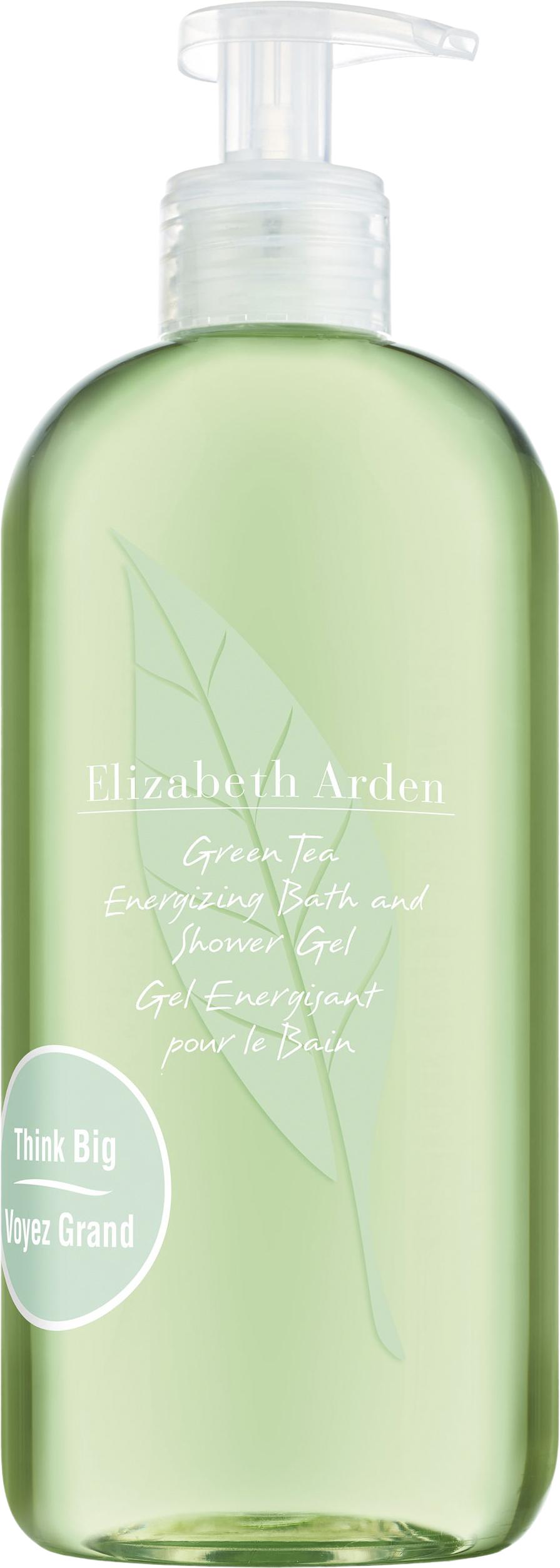 Elizabeth Arden Green Tea Energizing Bath & Shower Gel, 500 ml