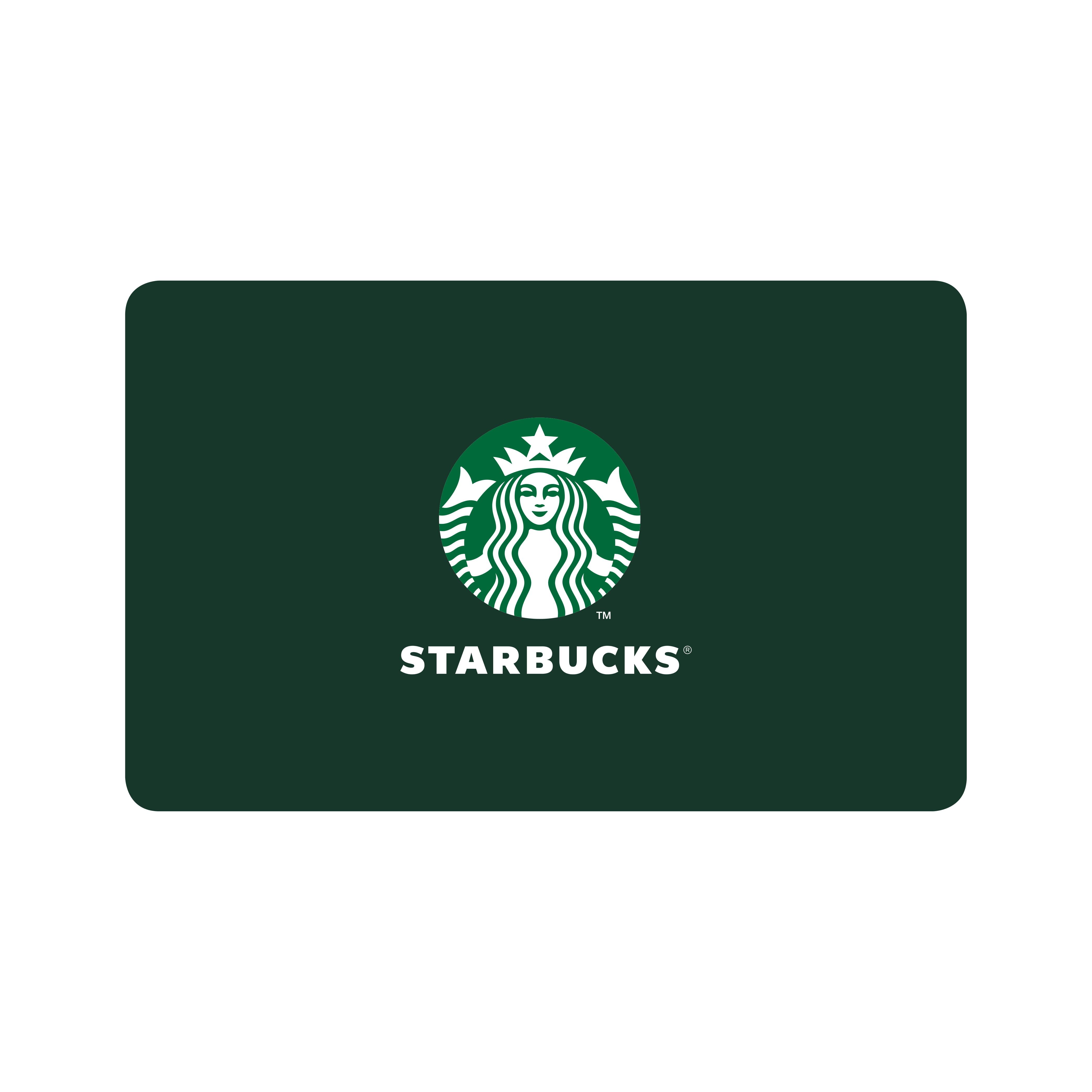 Starbucks gavekort - 100 kr