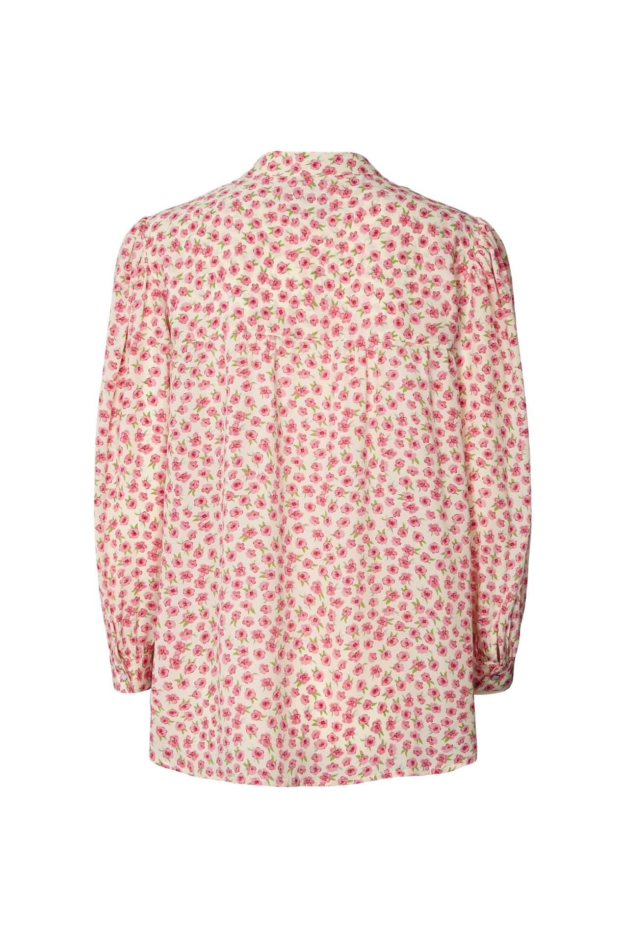 Lollys Laundry Frankie skjorte, creme, large