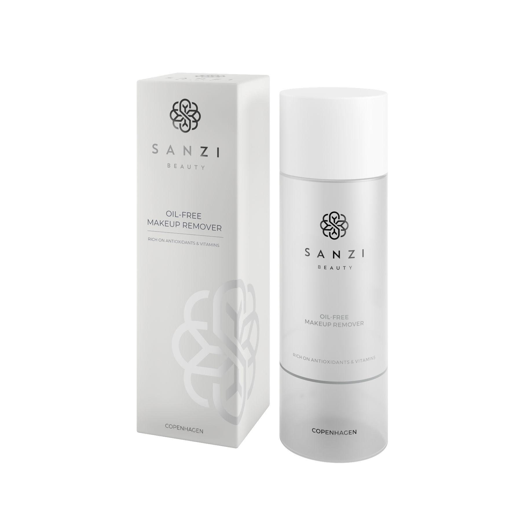 Sanzi Beauty Oil-Free Makeup Remover, 120 ml