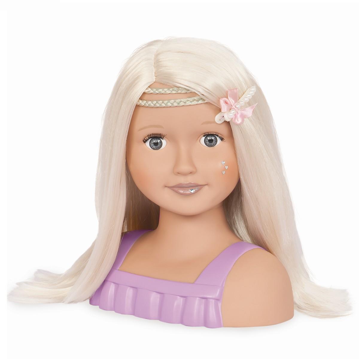 Our Generation frisørhoved, Trista
