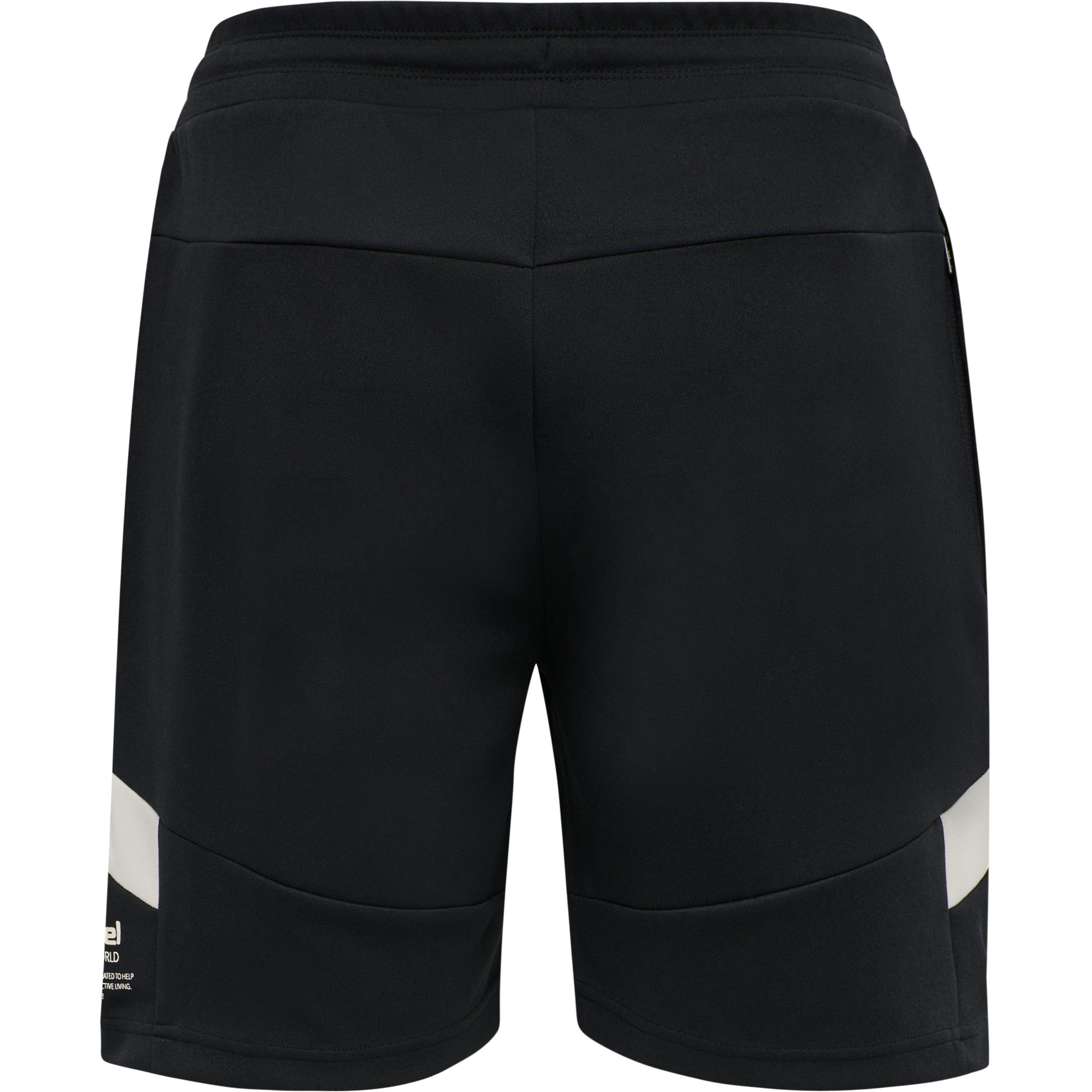 Hummel Lalec shorts, black, small