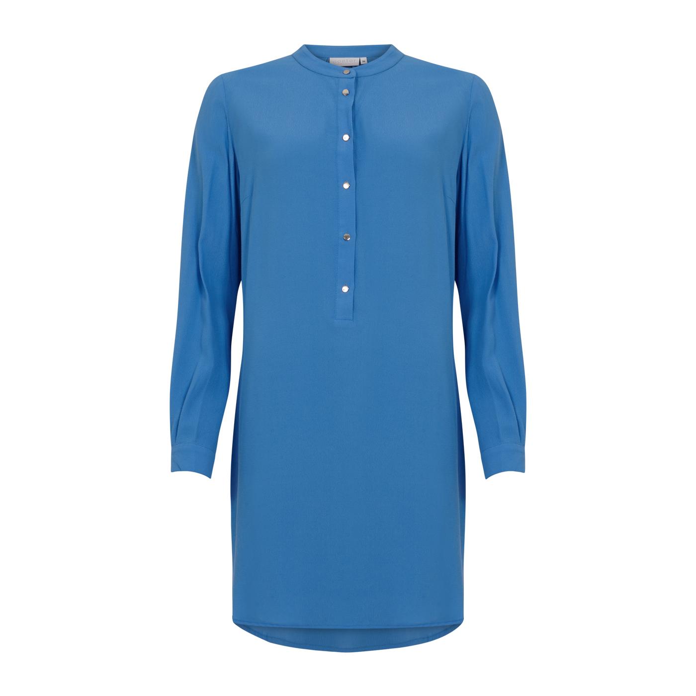 Coster Copenhagen kjole, airy blue, 36