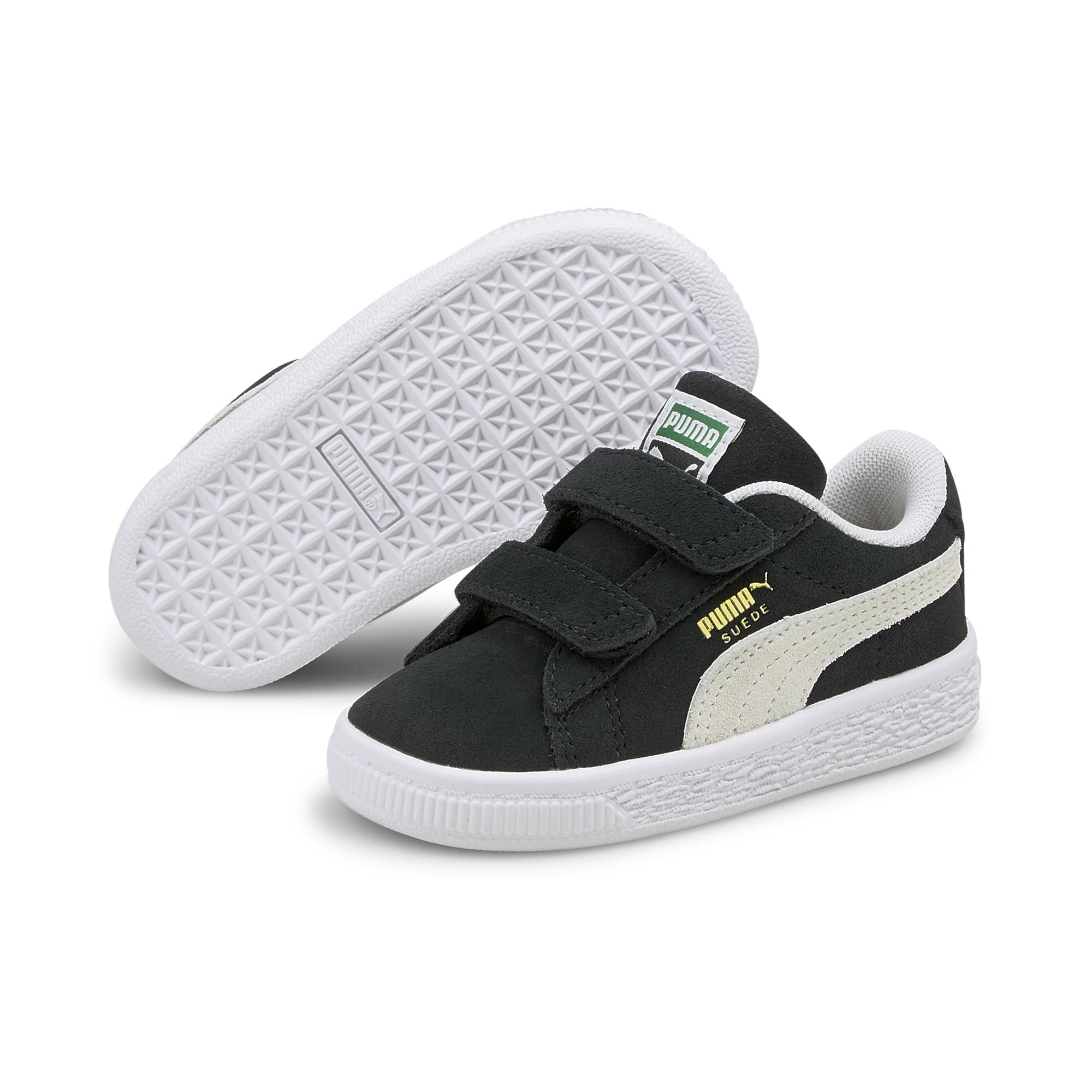 Puma Suede Classic XXI Babies sneakers, black, 23