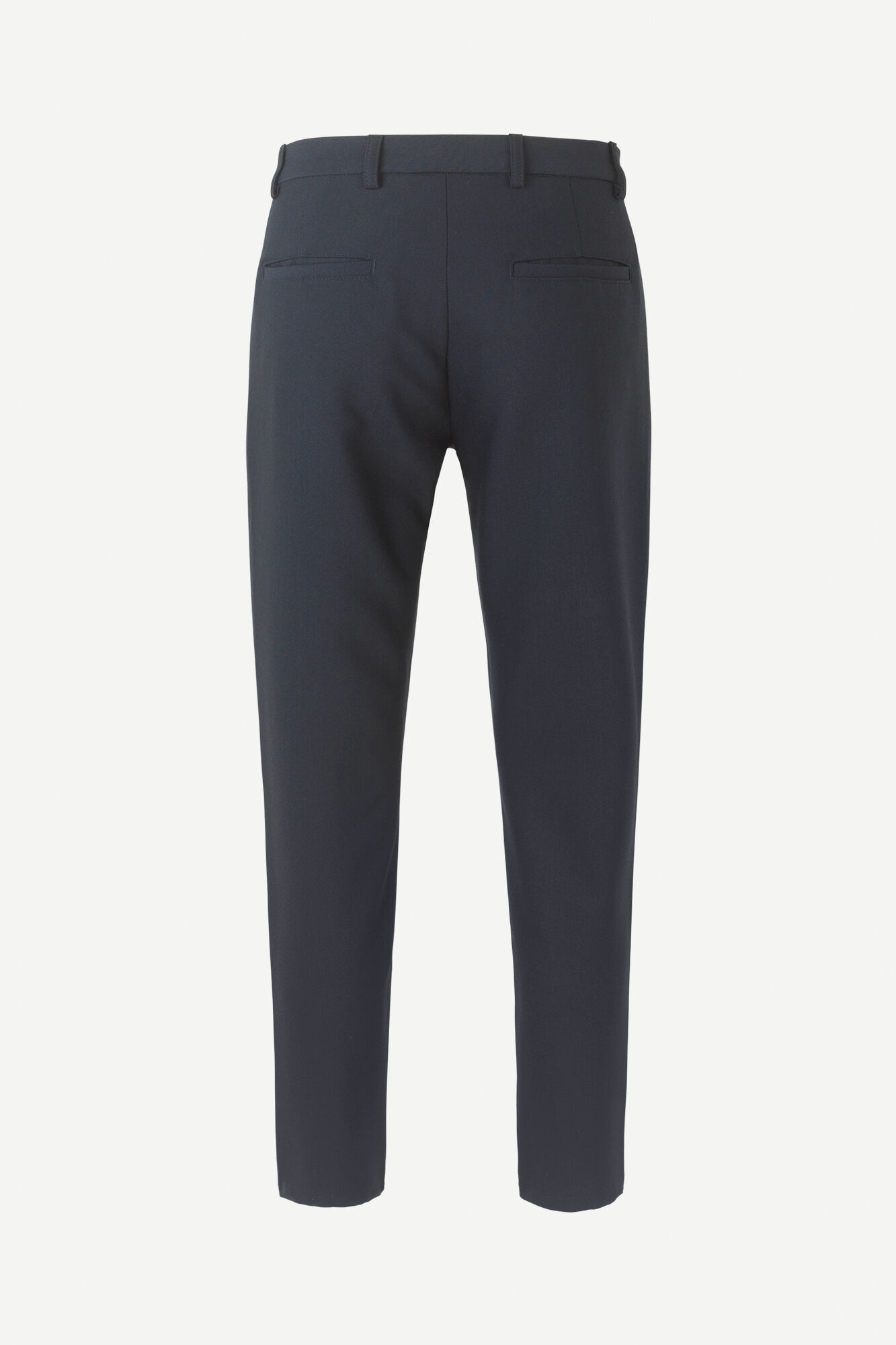 Samsøe & Samsøe Frankie bukser, dark sapphire, 33