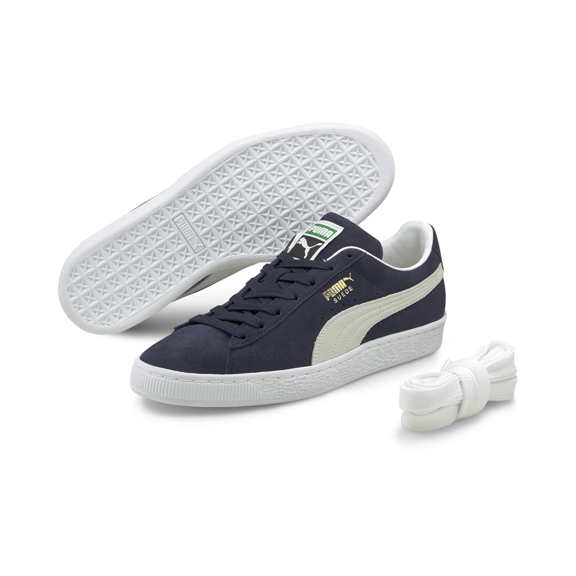 Puma Suede Classic XXI sneakers, peacoat, 46