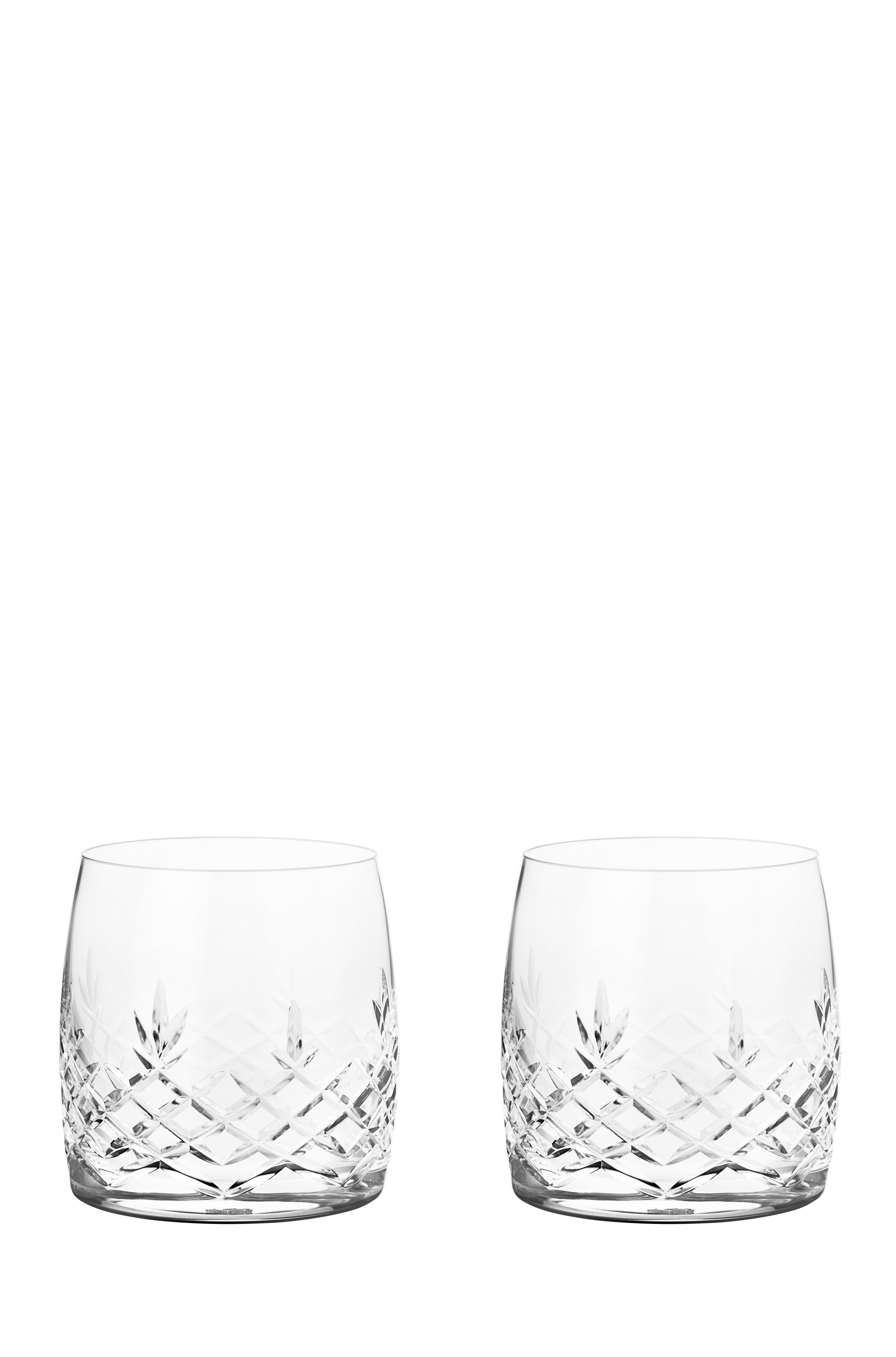 Frederik Bagger Crispy Aqua glas, 23 cl, 2 stk