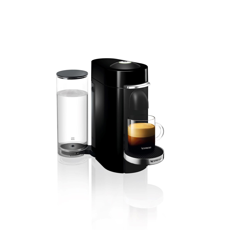 Nespresso® VertuoPlus D GDB2 kaffemaskine, black