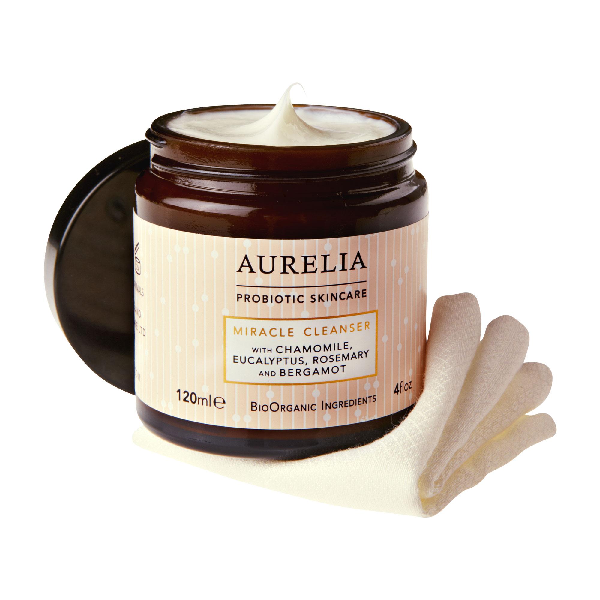 Aurelia Miracle Cleanser, 120 ml