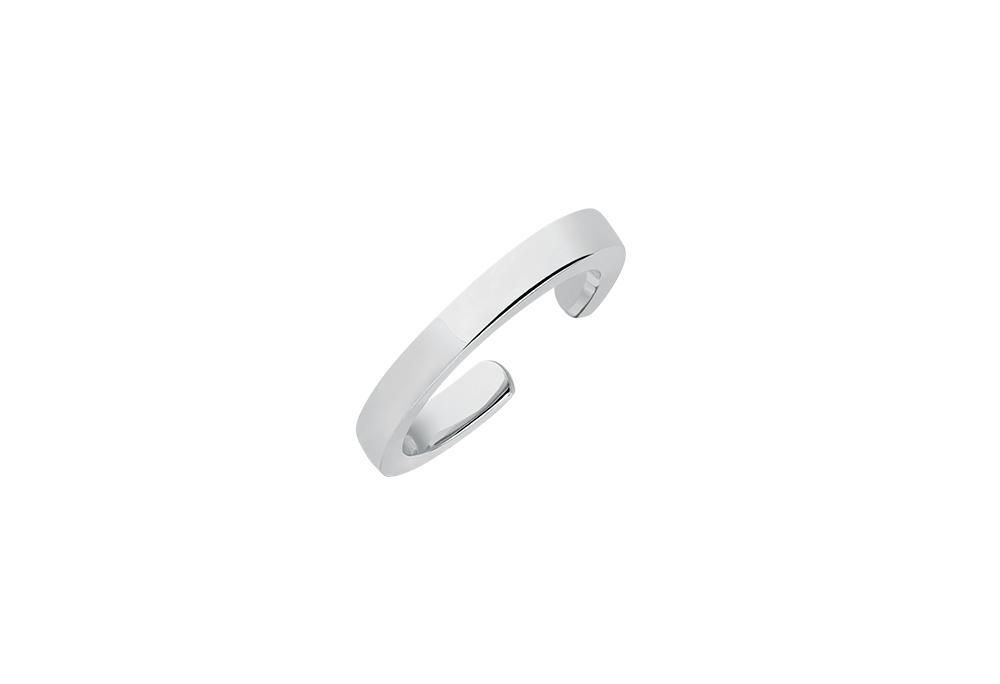 Sif Jakobs Jewellery Ellera Pianura ear cuff, sølv