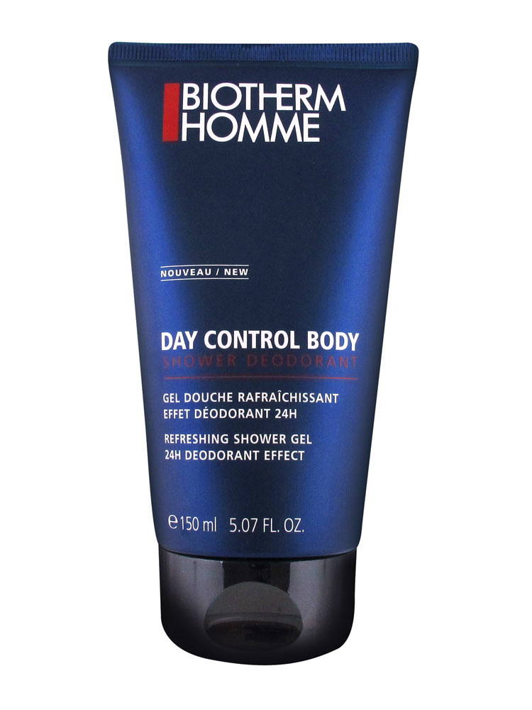 Biotherm Homme Day Control Body Refreshing Shower Gel, 150 ml