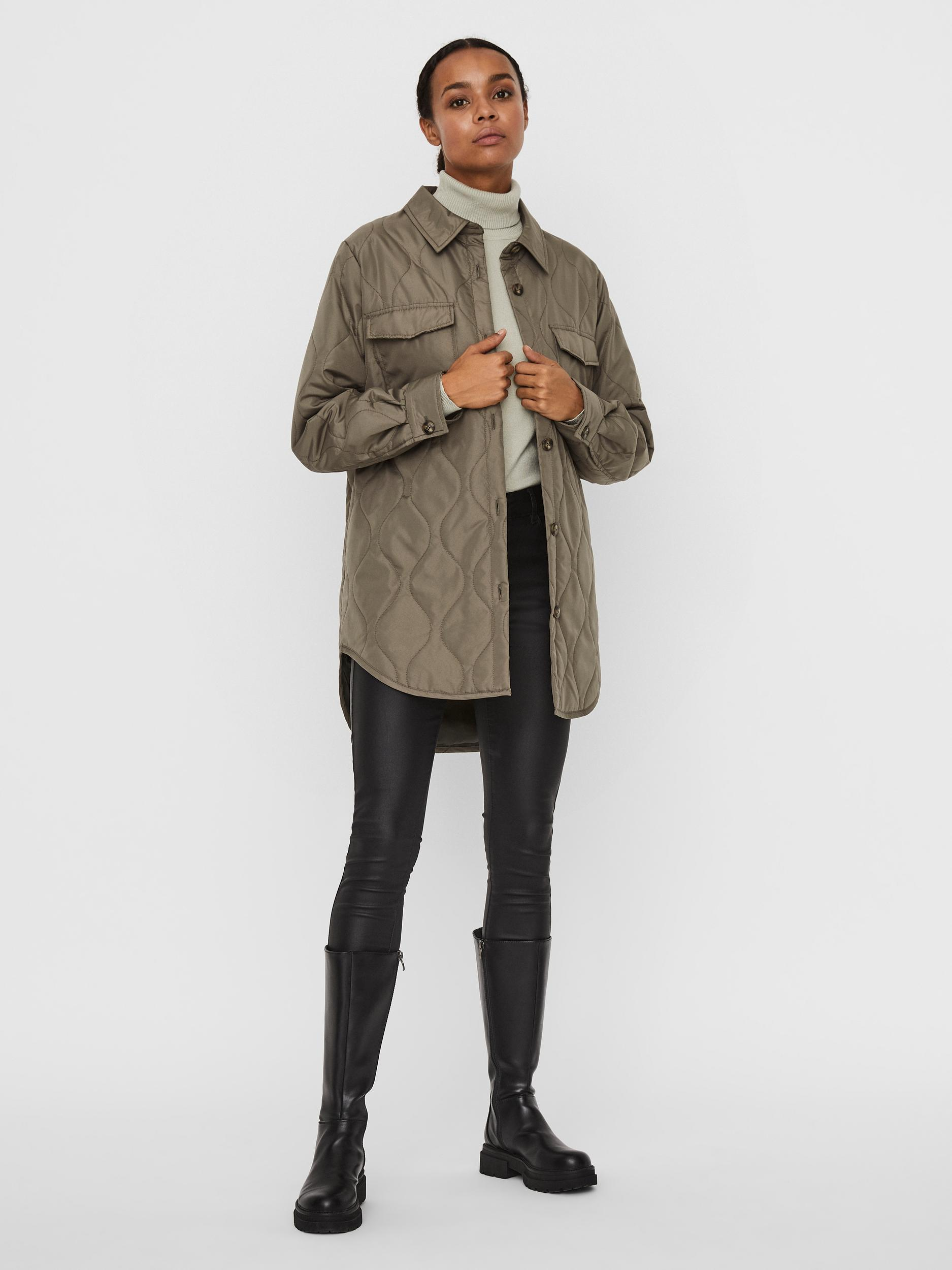 Vero Moda Simoneloa jakke, bungee cord, large