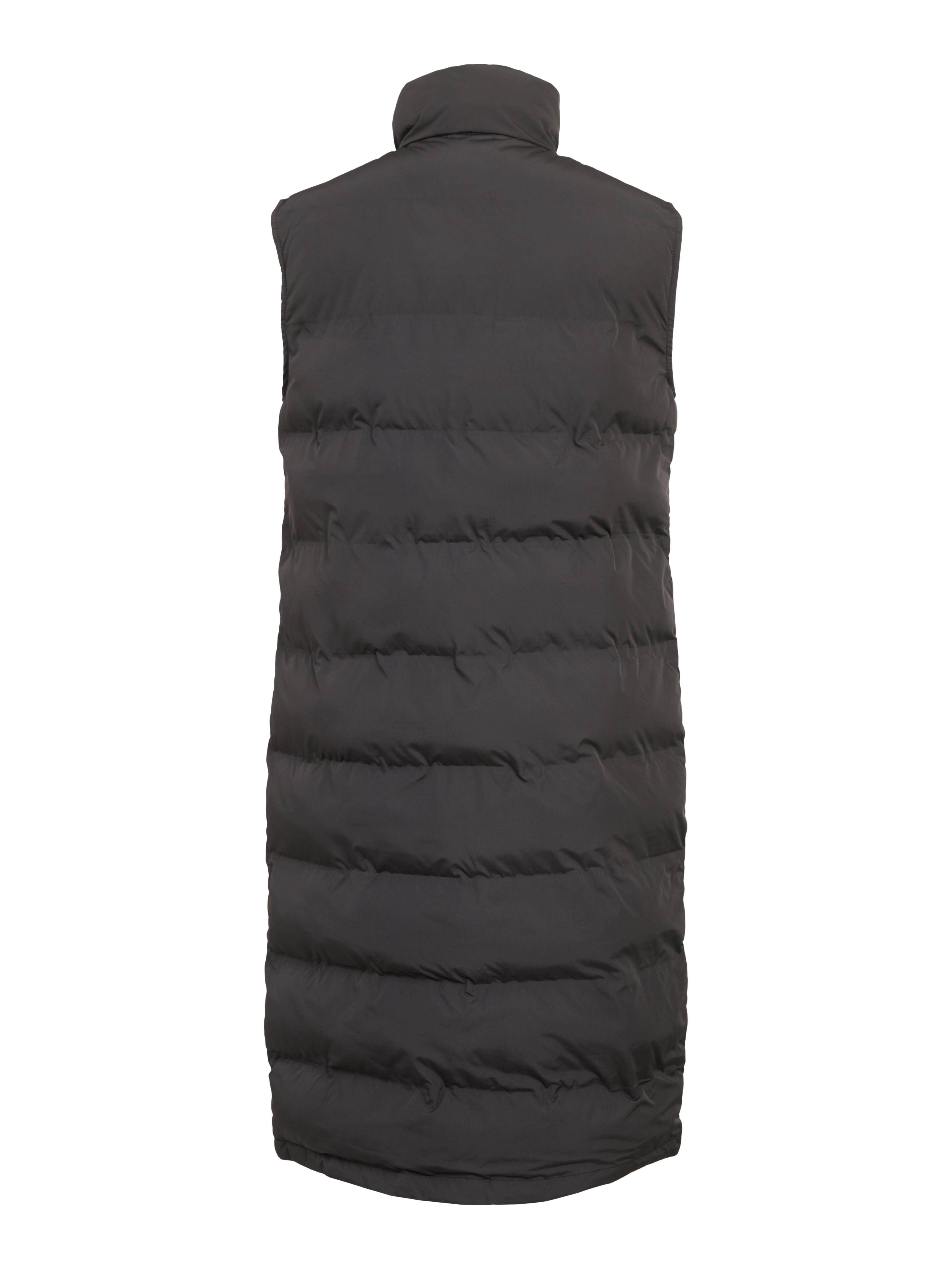 VILA Nessi quiltet vest, Black, 42