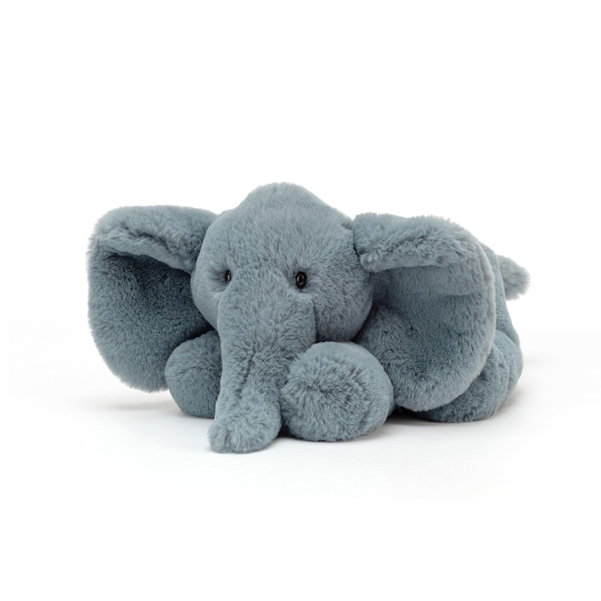 Jellycat Huggady Elefant, mellem 22 cm
