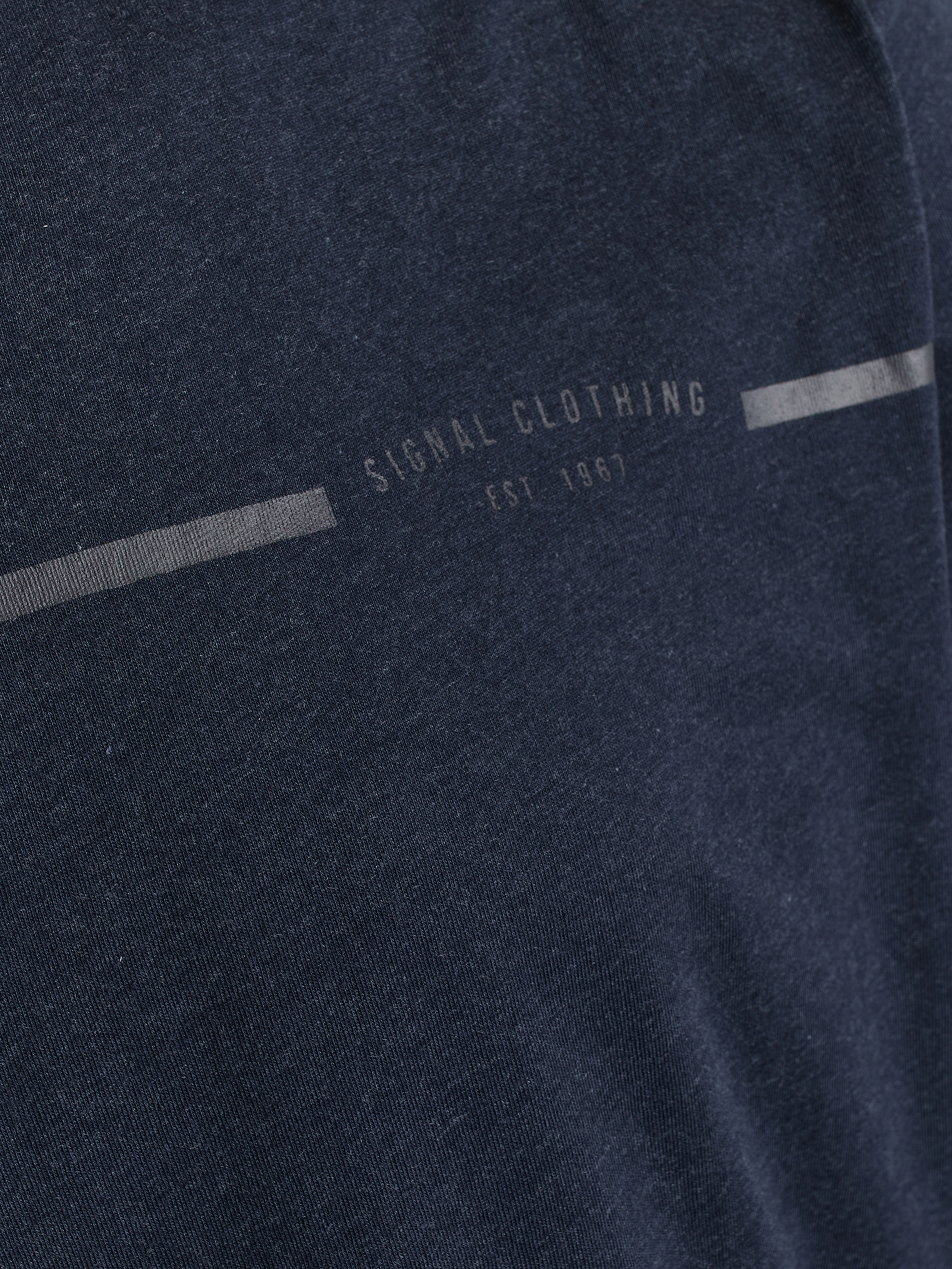 Signal New Aldo T-shirt, Blå, M