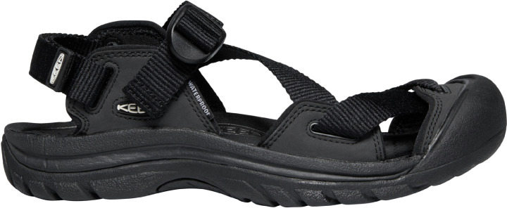 Keen Zerraport II sandal, black, 36