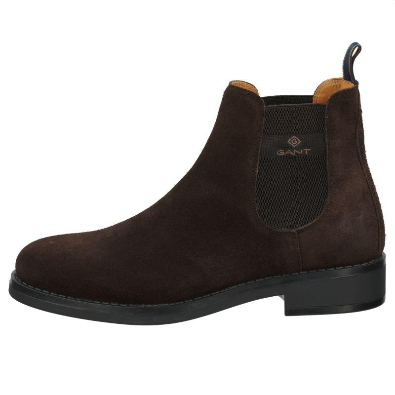 Gant Korte støvler, Brun, 44