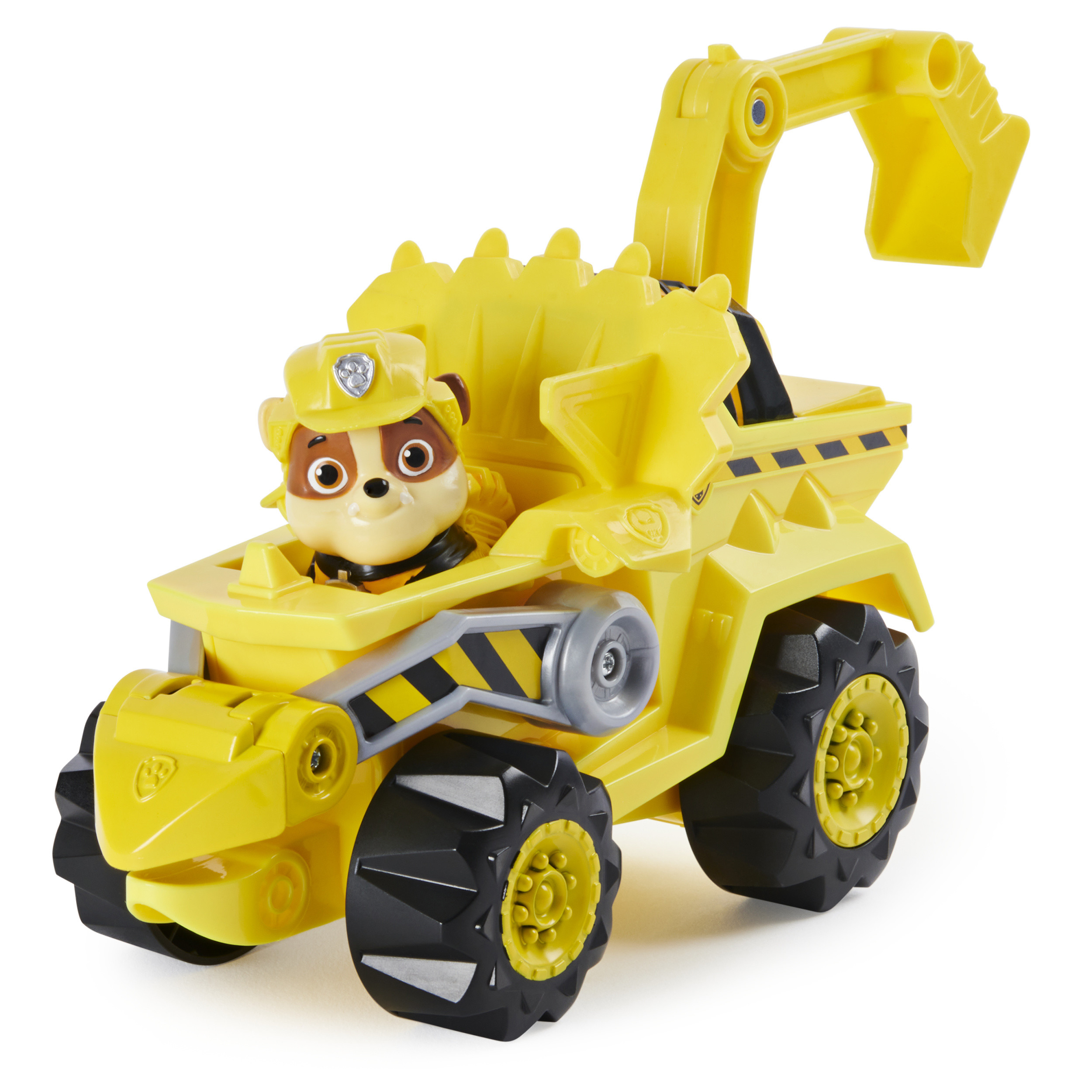 Paw Patrol Rubble Dino Rescue Køretøj