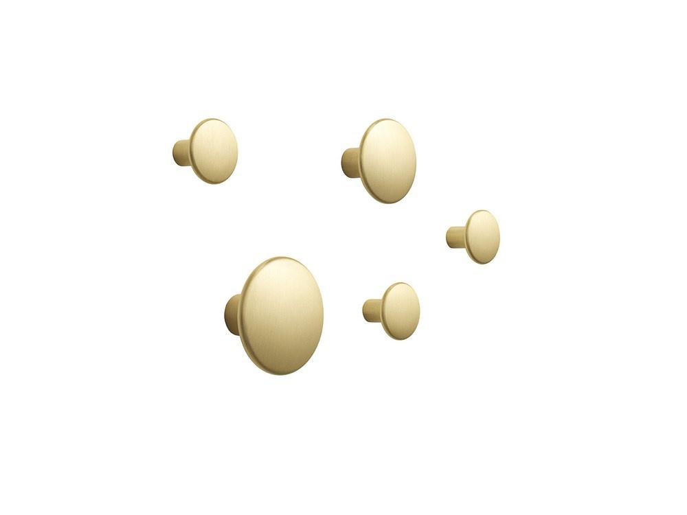 Muuto The Dots knage, 5 stk