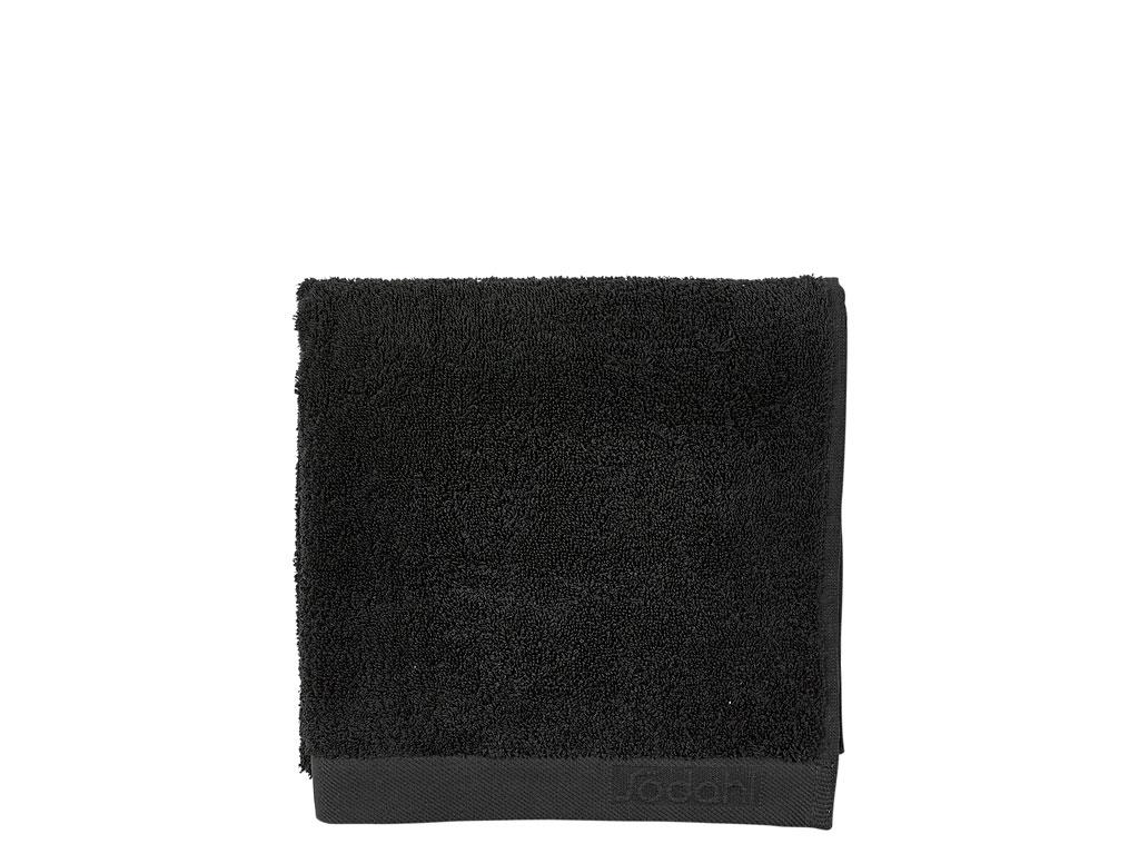 Södahl Comfort Organic vaskeklud, 30x30 cm, black