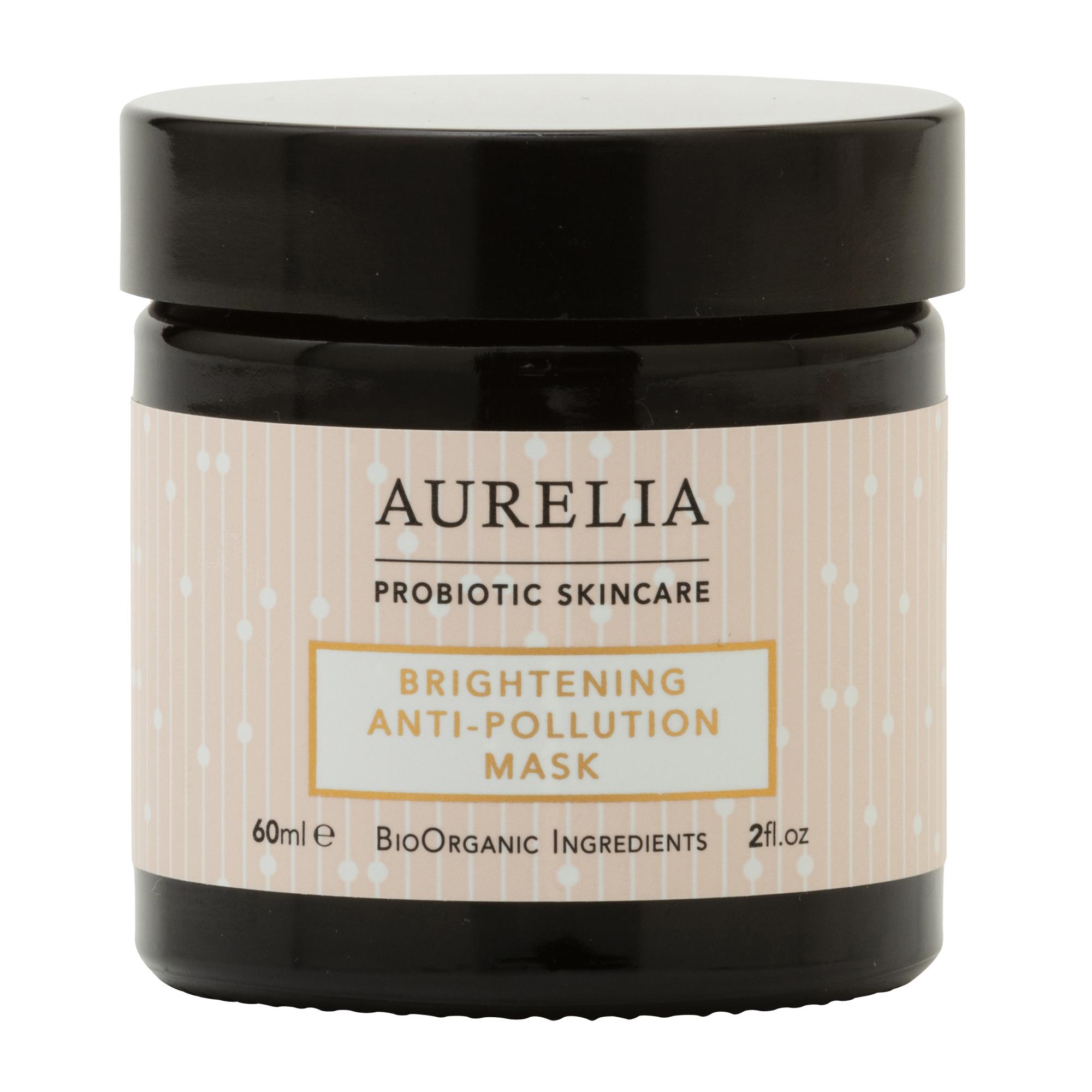 Aurelia Brightening Anti-Pollution Mask, 60 ml