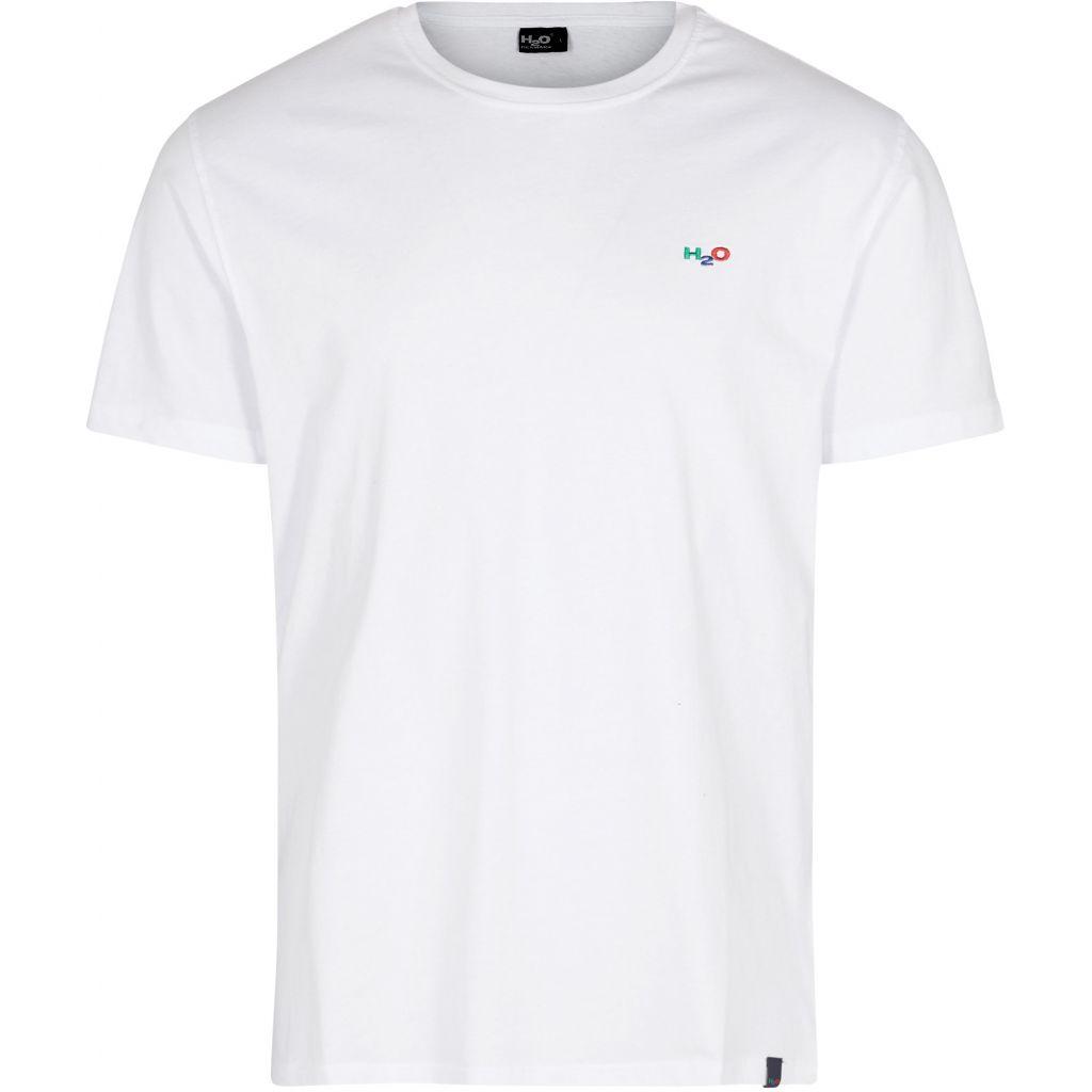 H2O Lind t-shirt, white, large