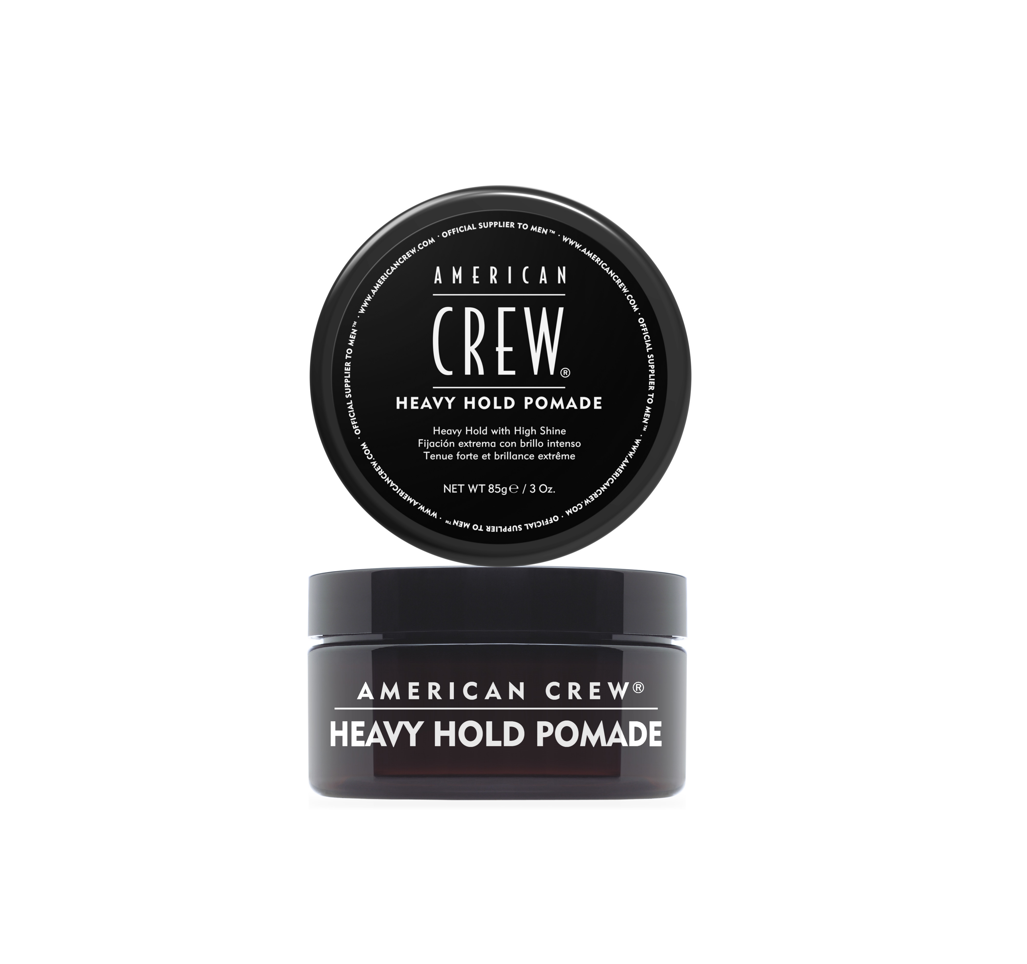 American Crew Heavy Hold Pomade, 85 g