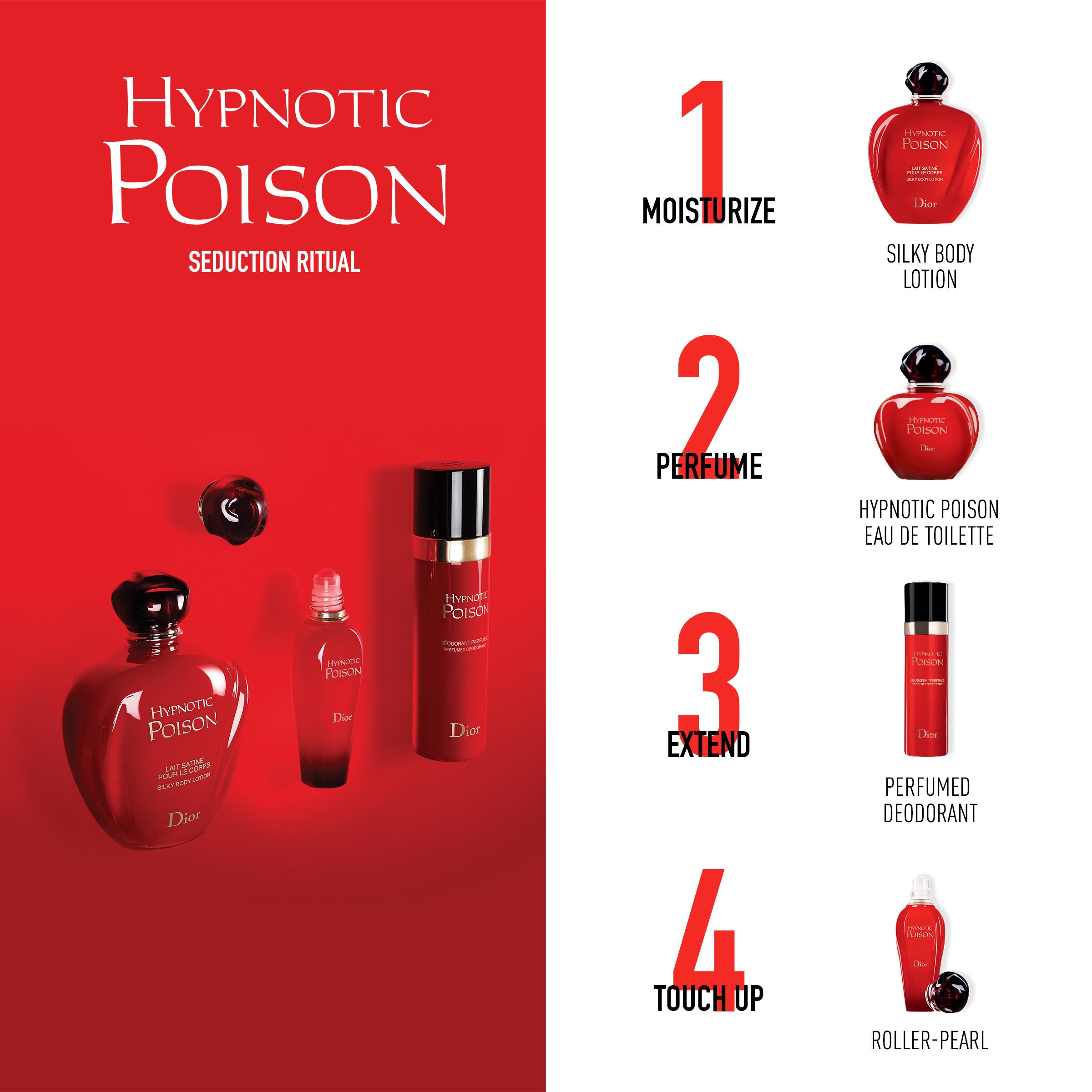DIOR Hypnotic Poison Roller-Pearl Eau de Toilette, 20 ml