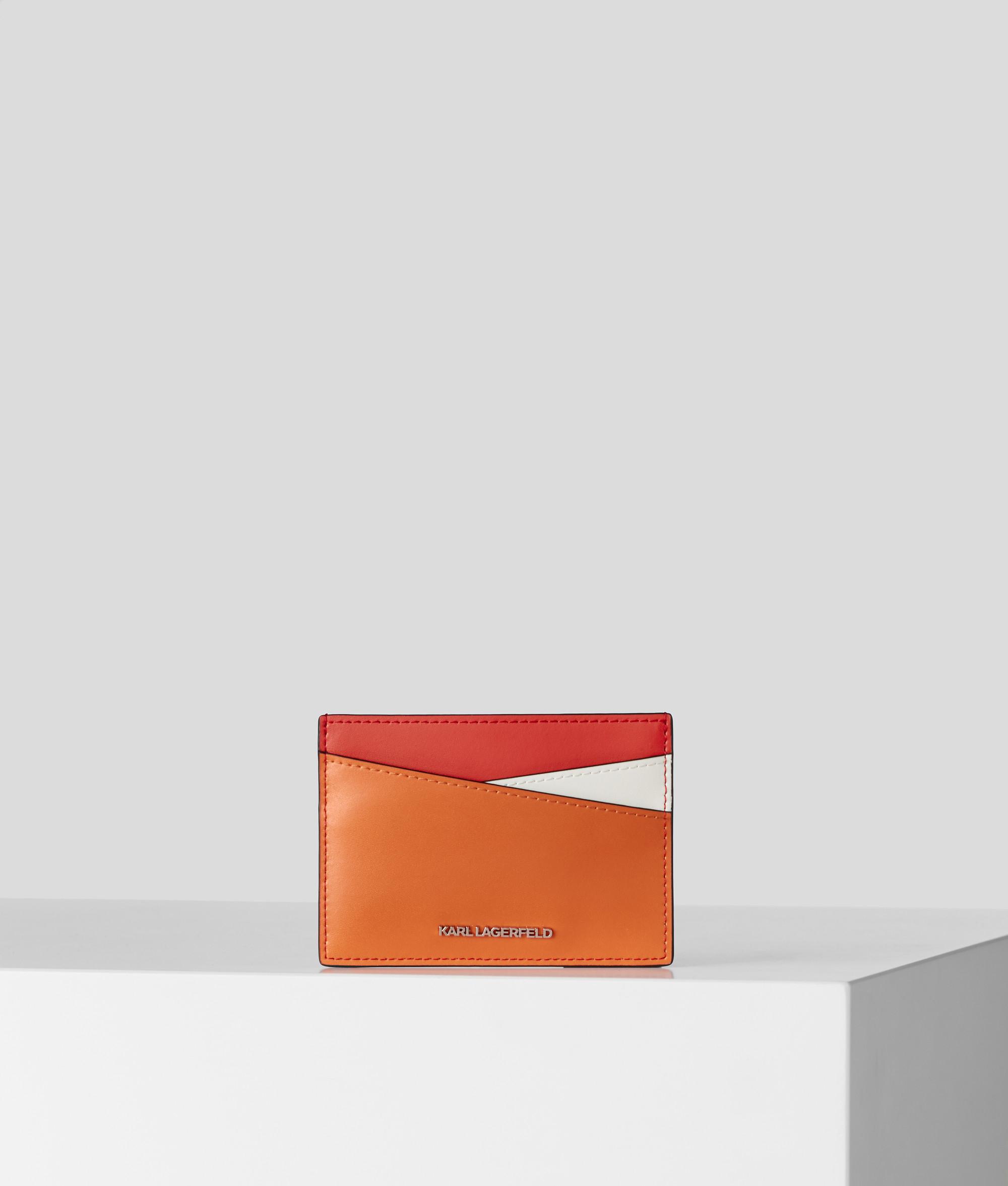 Karl Lagerfeld Seven Colour-Block kortholder