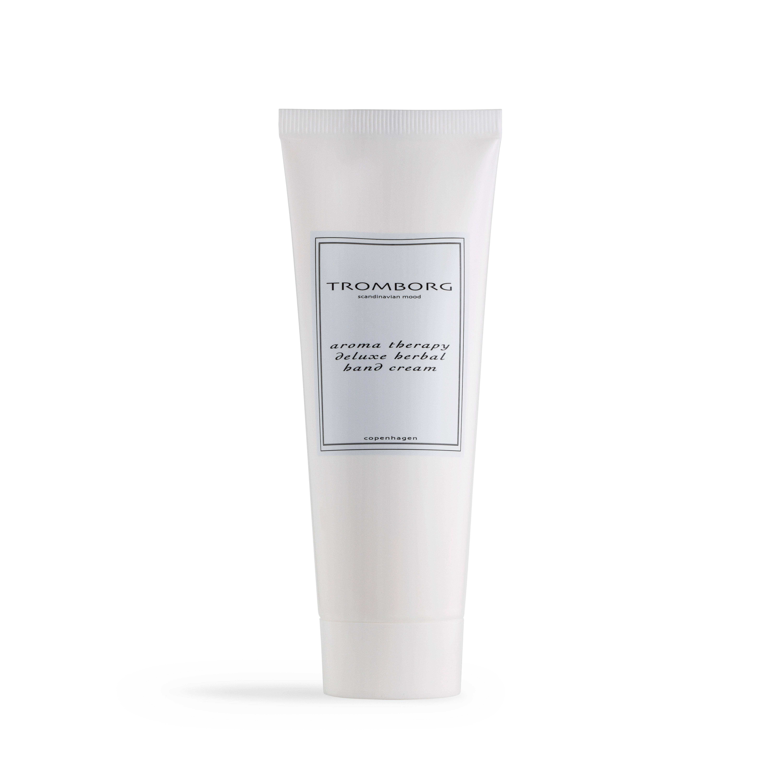 Tromborg Aroma Therapy Deluxe Herbal Hand Cream, 75 ml