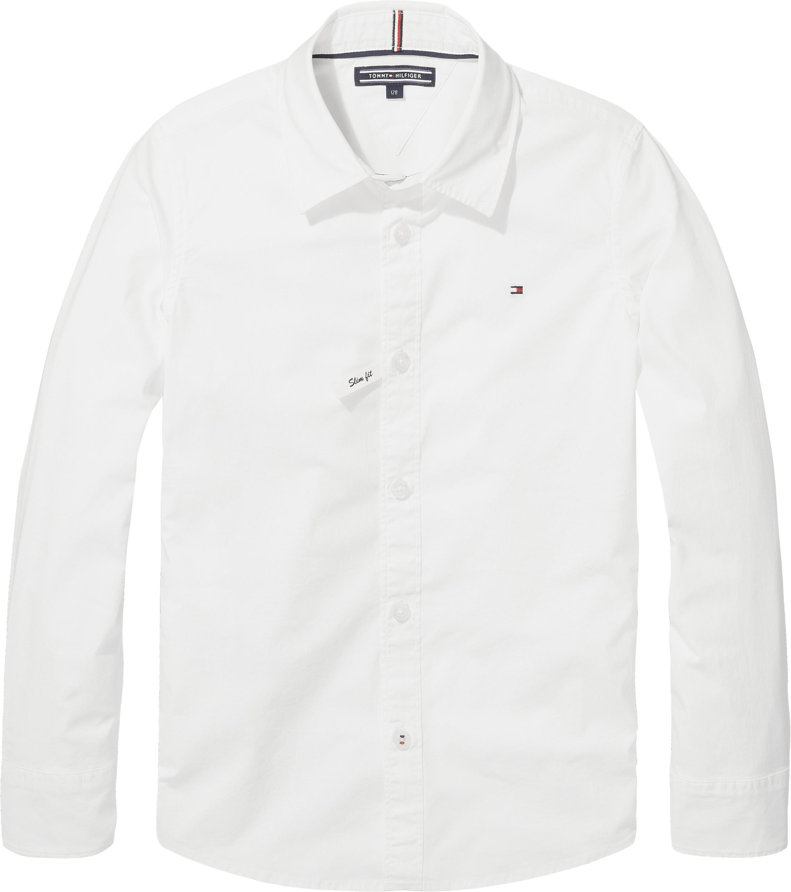Tommy Hilfiger Poplin skjorte