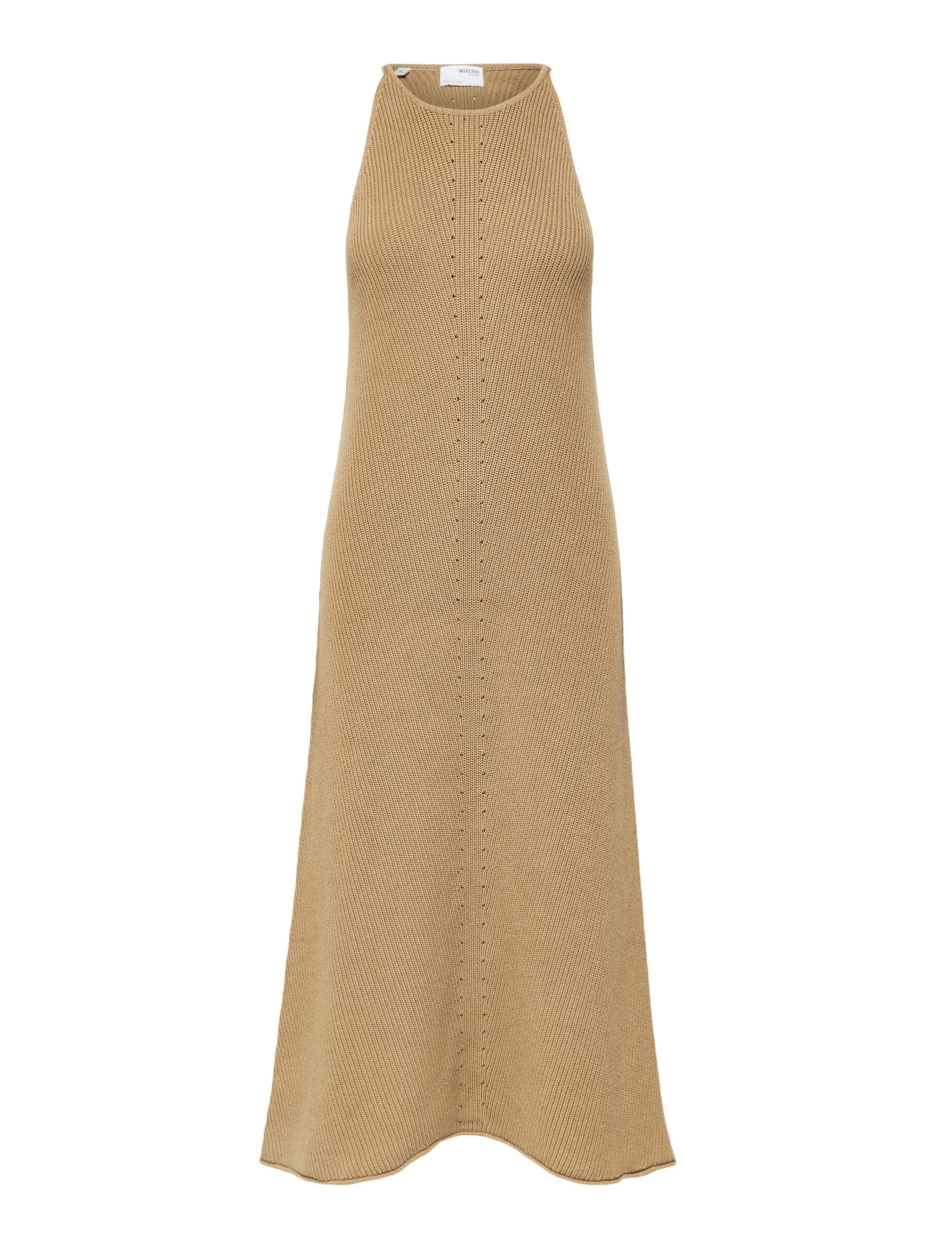 Selected Femme Maxa strik kjole