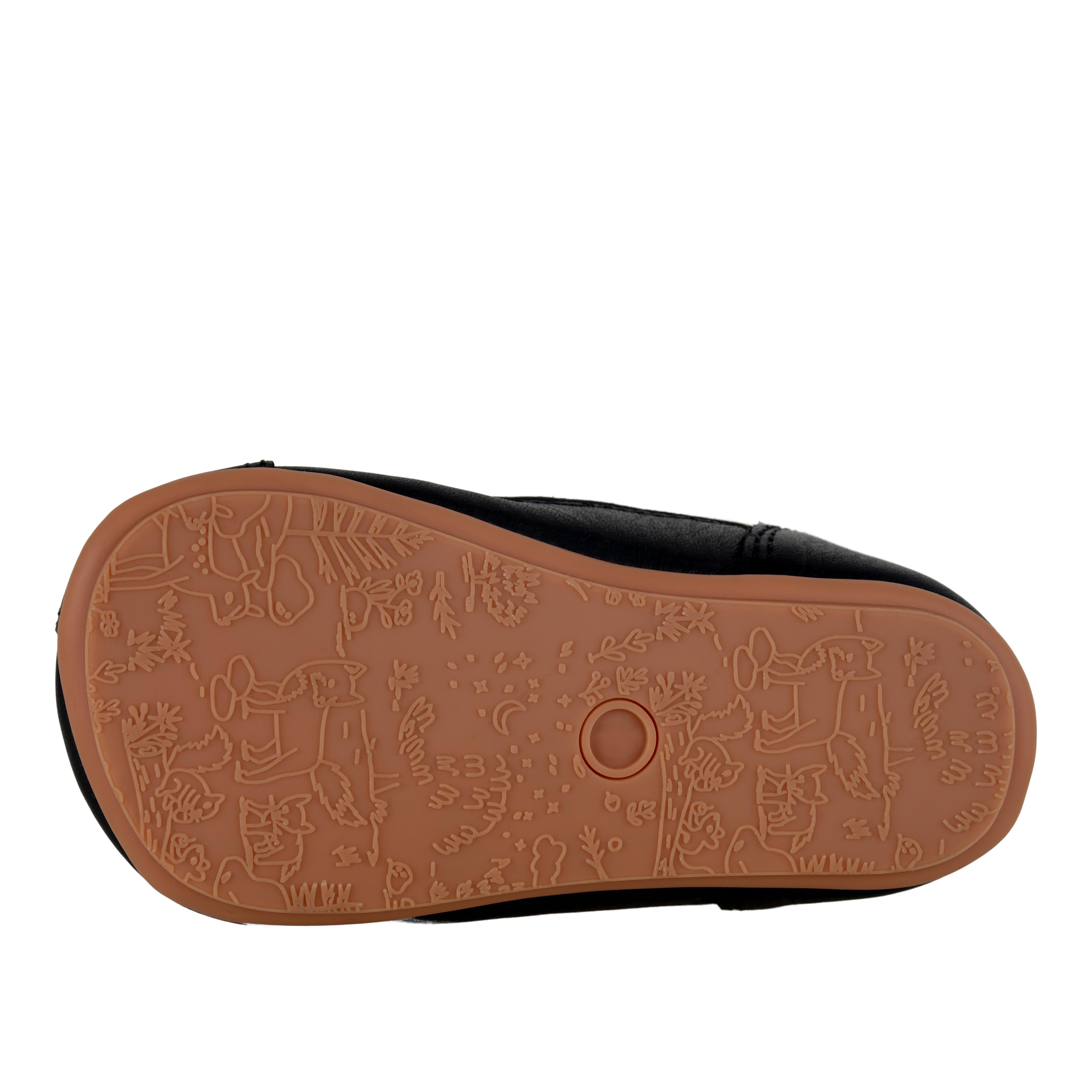Bundgaard Prewalker ll Velcro sko, black, 20