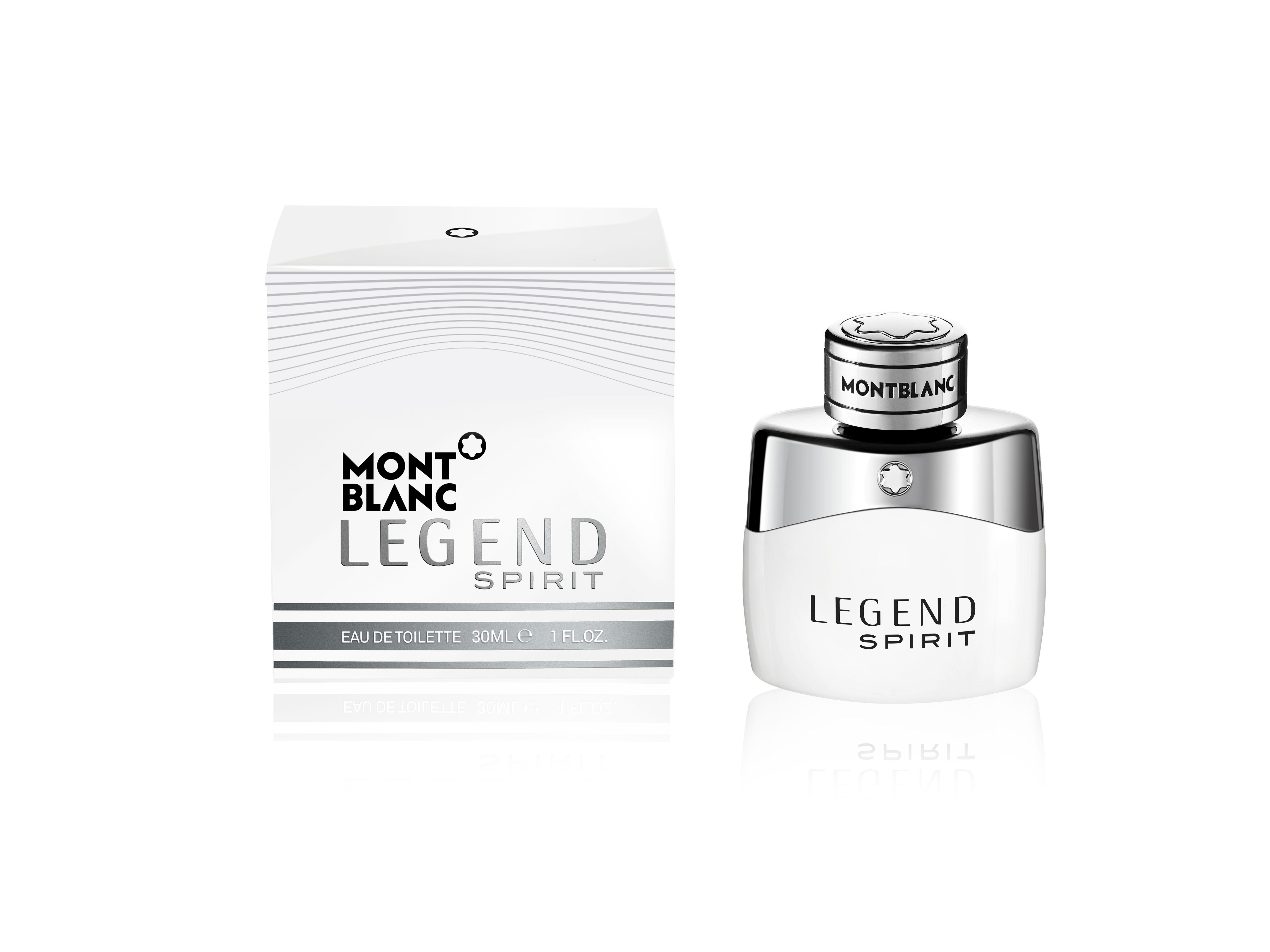 Mont Blanc Legend Spirit EDT, 30 ml