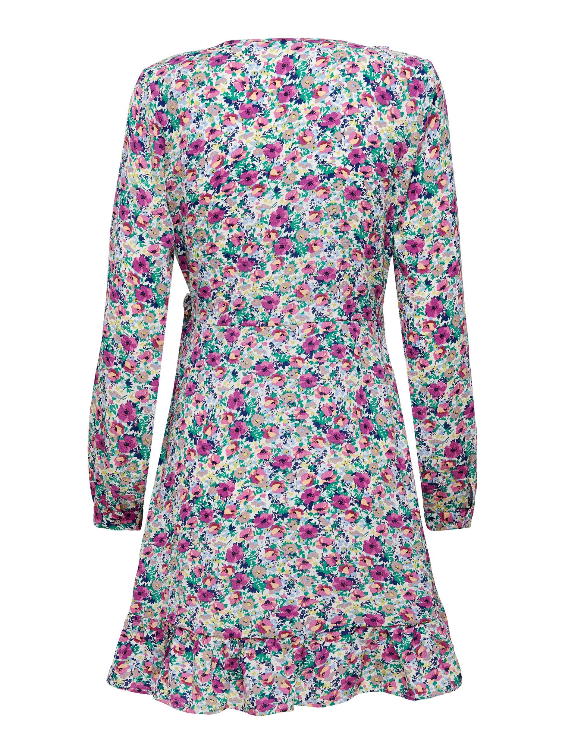 ONLY Nova kjole, cloud dancer, x-small