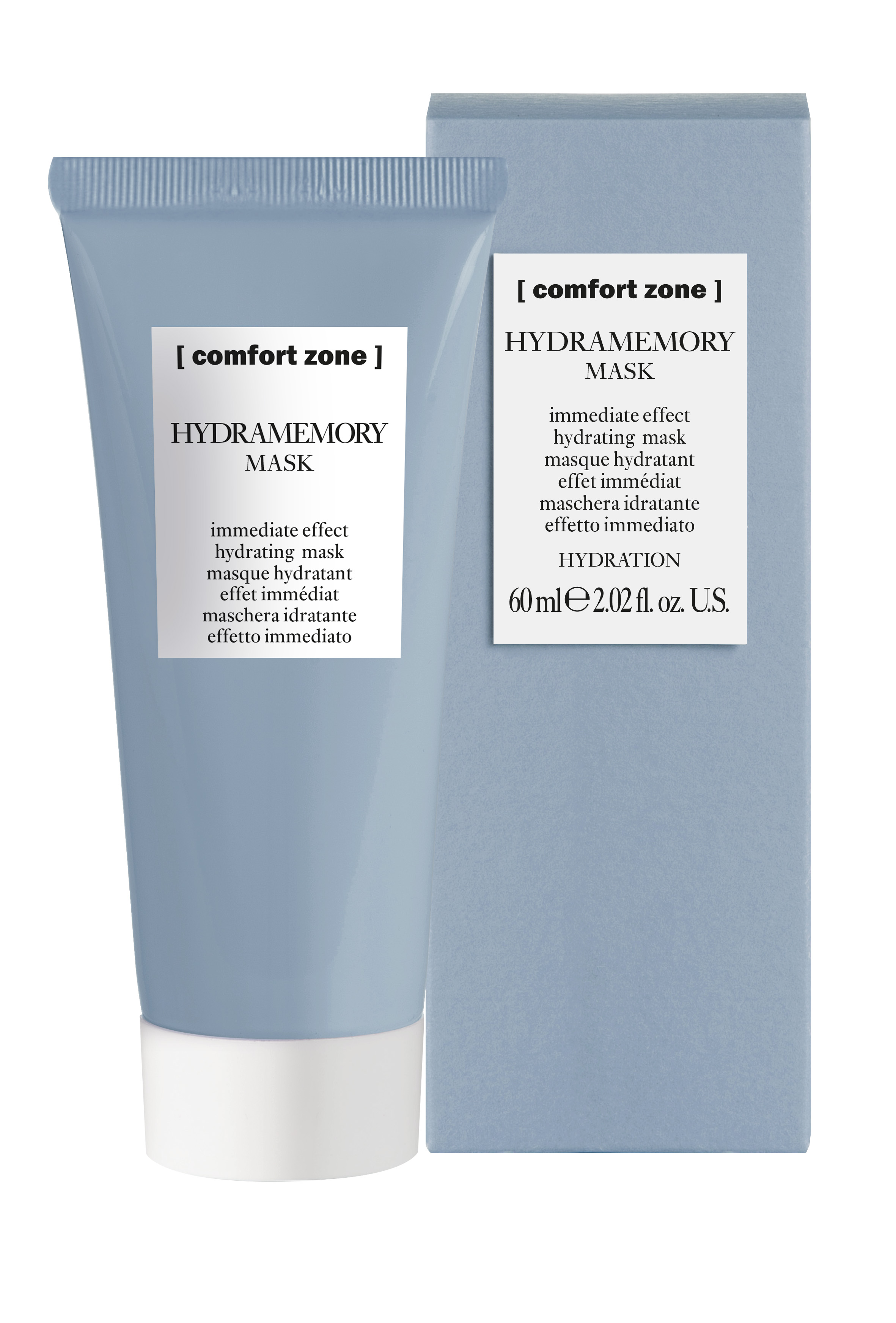 Comfort Zone Hydramemory Mask Face, 60 ml
