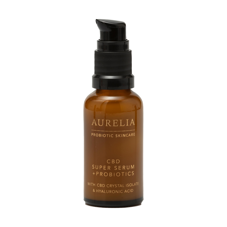 Aurelia CBD Super Serum + Probiotics, 30 ml