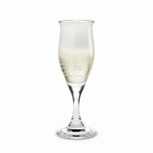 Holmegaard Idéelle champagneglas, 230 ml